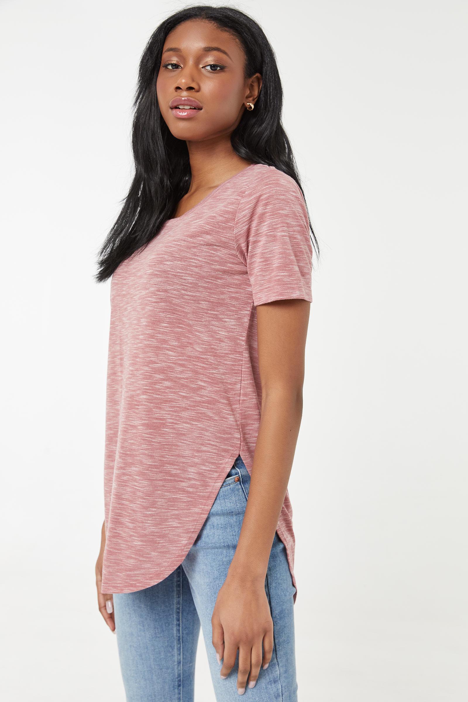 T-shirt tunique long