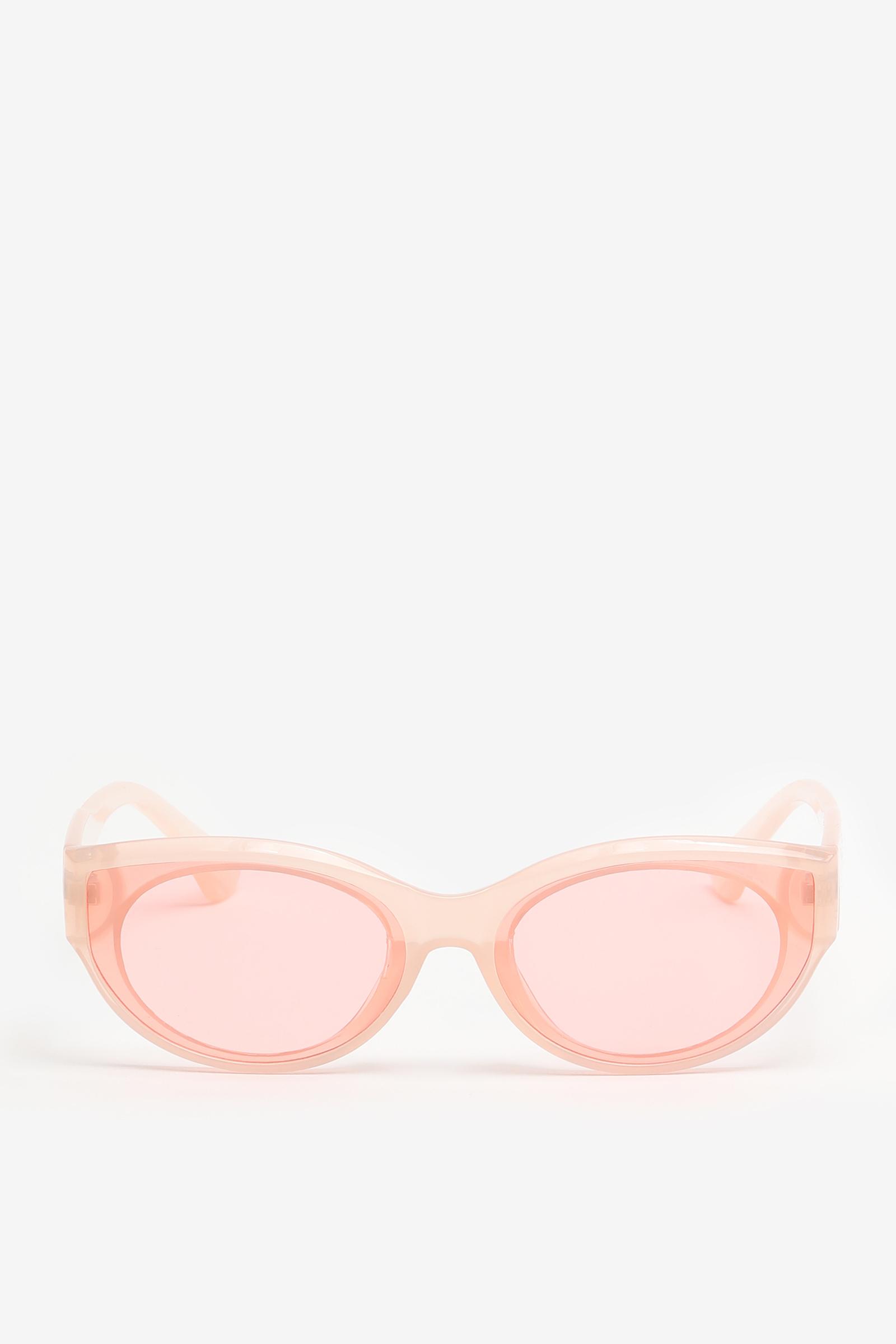 Cat Eye Plastic Sunglasses