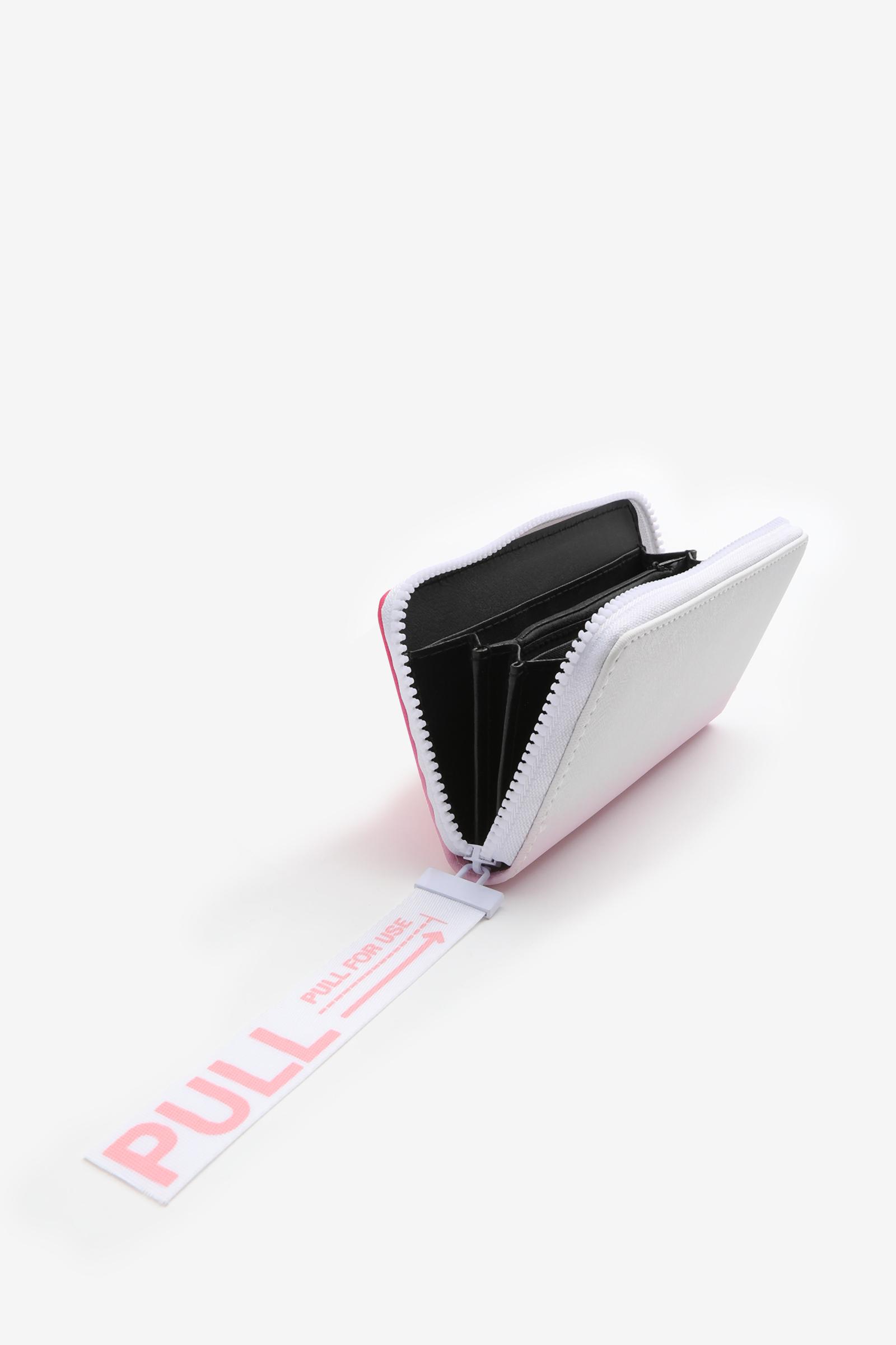 Ombre Accordion Wallet
