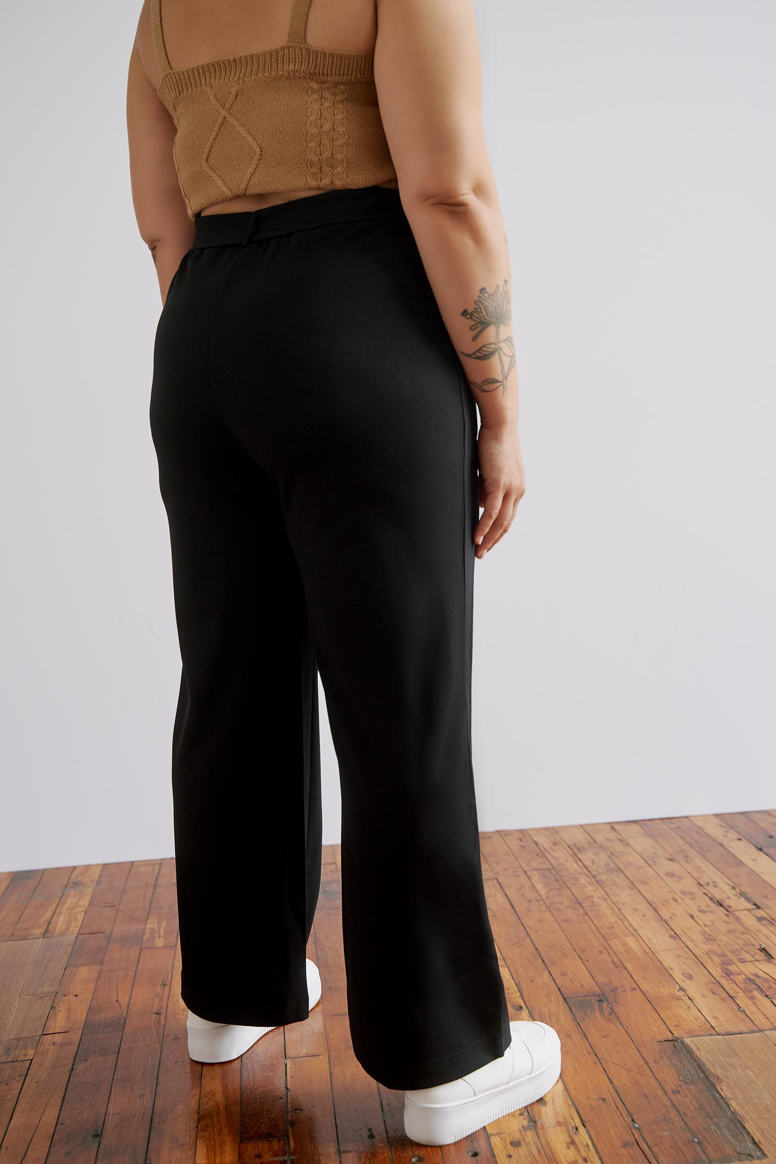 Flowy Pants with Sash
