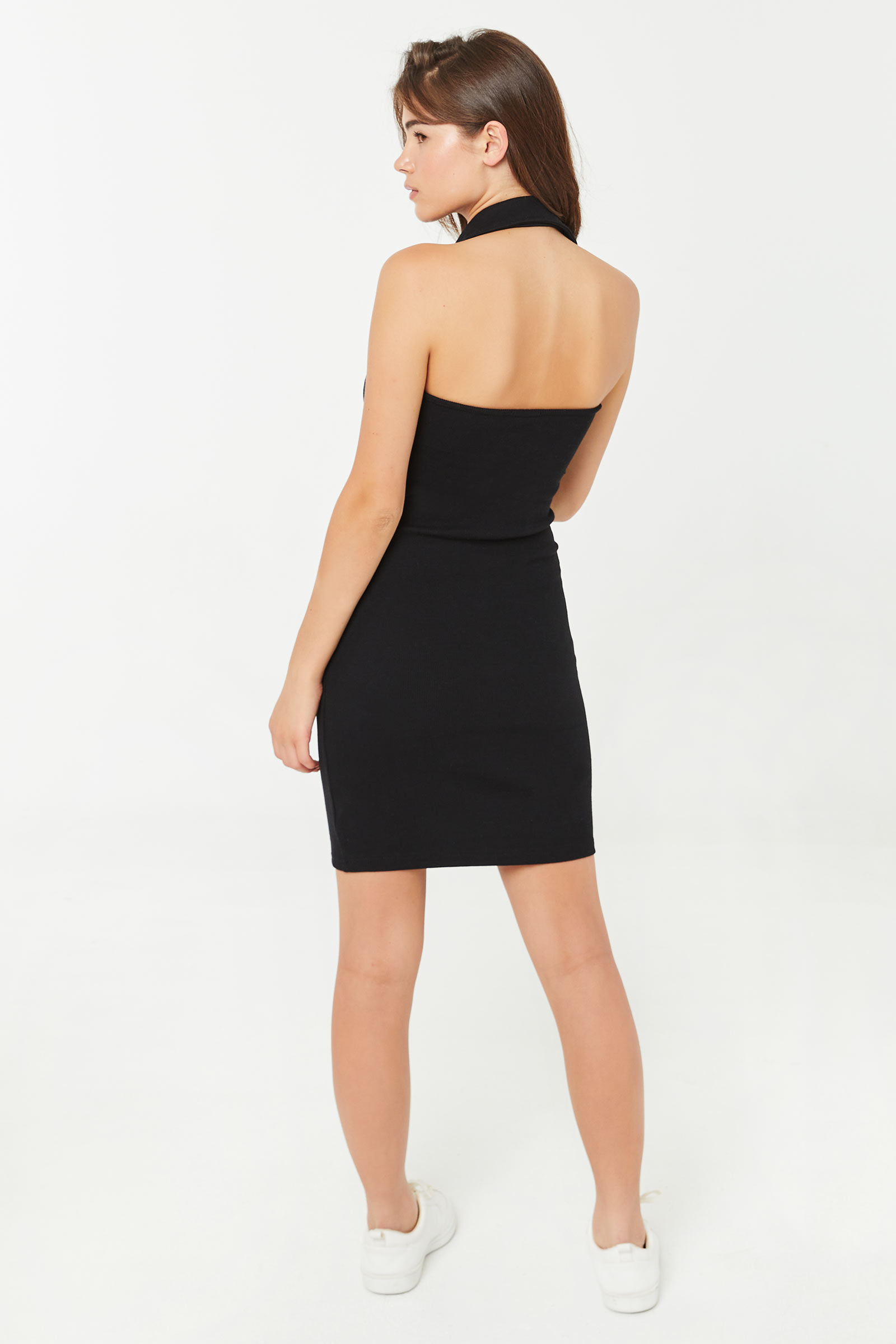 Sleeveless Polo Dress
