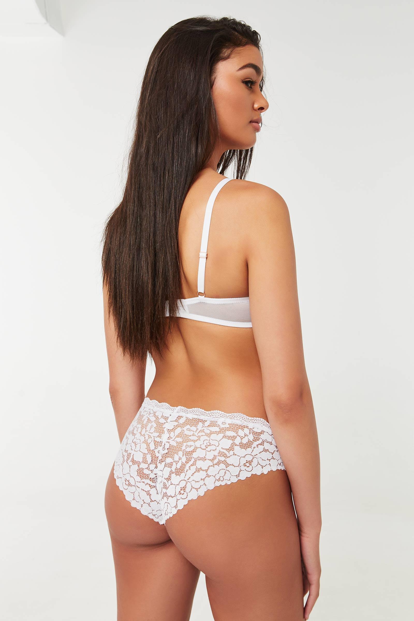 Cheeky Lace Panty