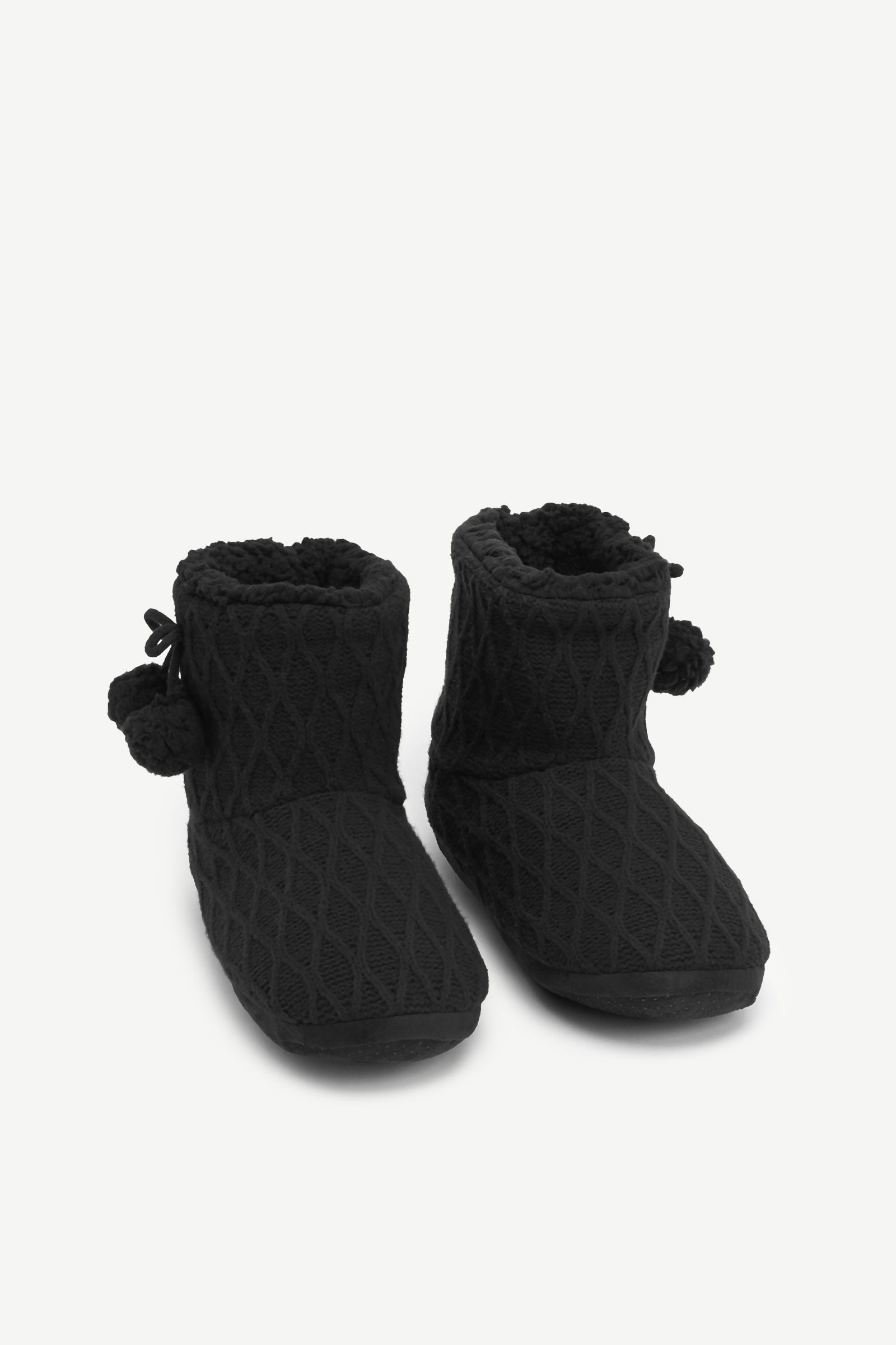 Eco-Conscious Bootie Slippers