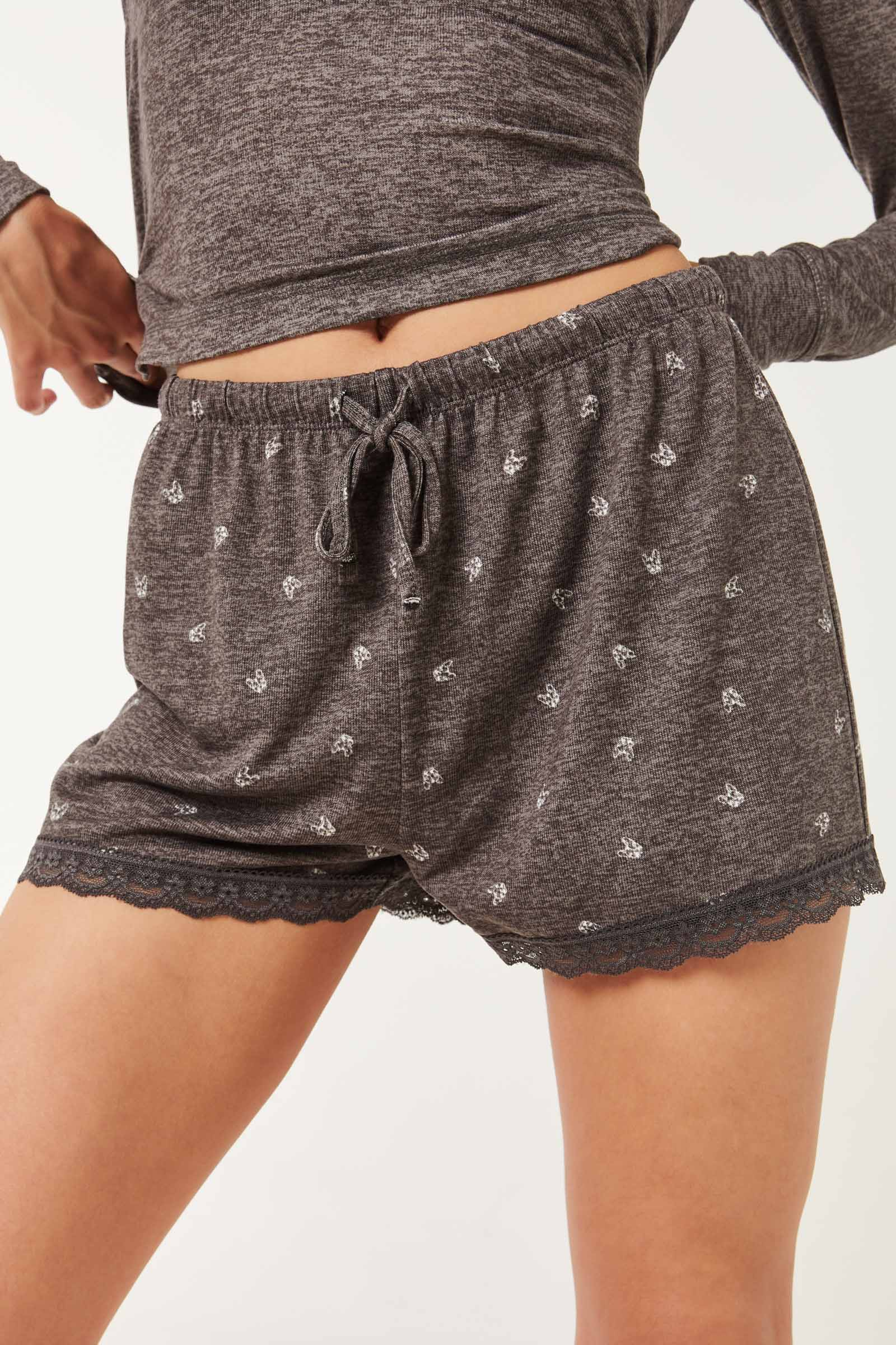 Little Dog Deluxe Lounge shorts