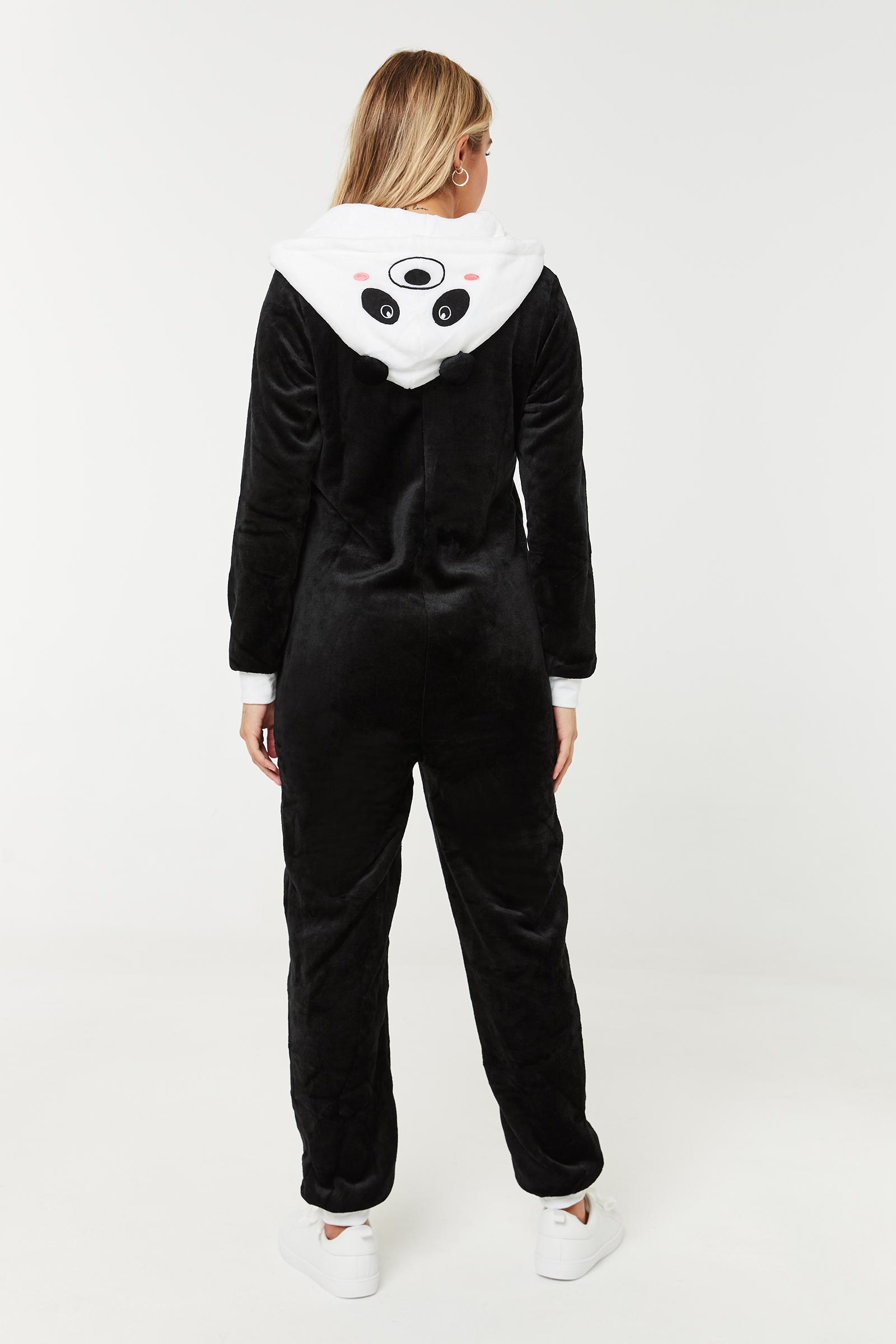 Panda Onesie Costume