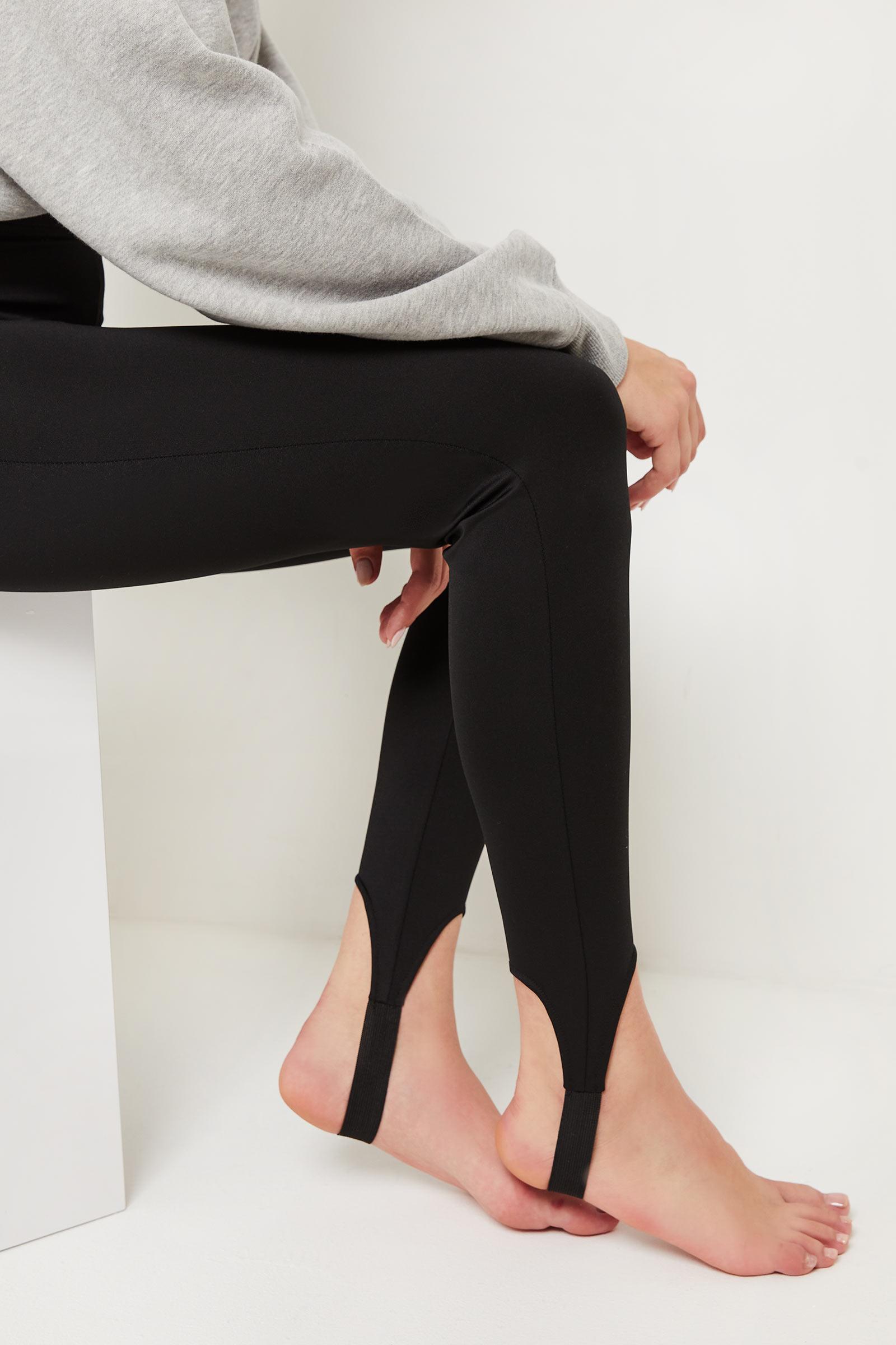 Legging à étrier
