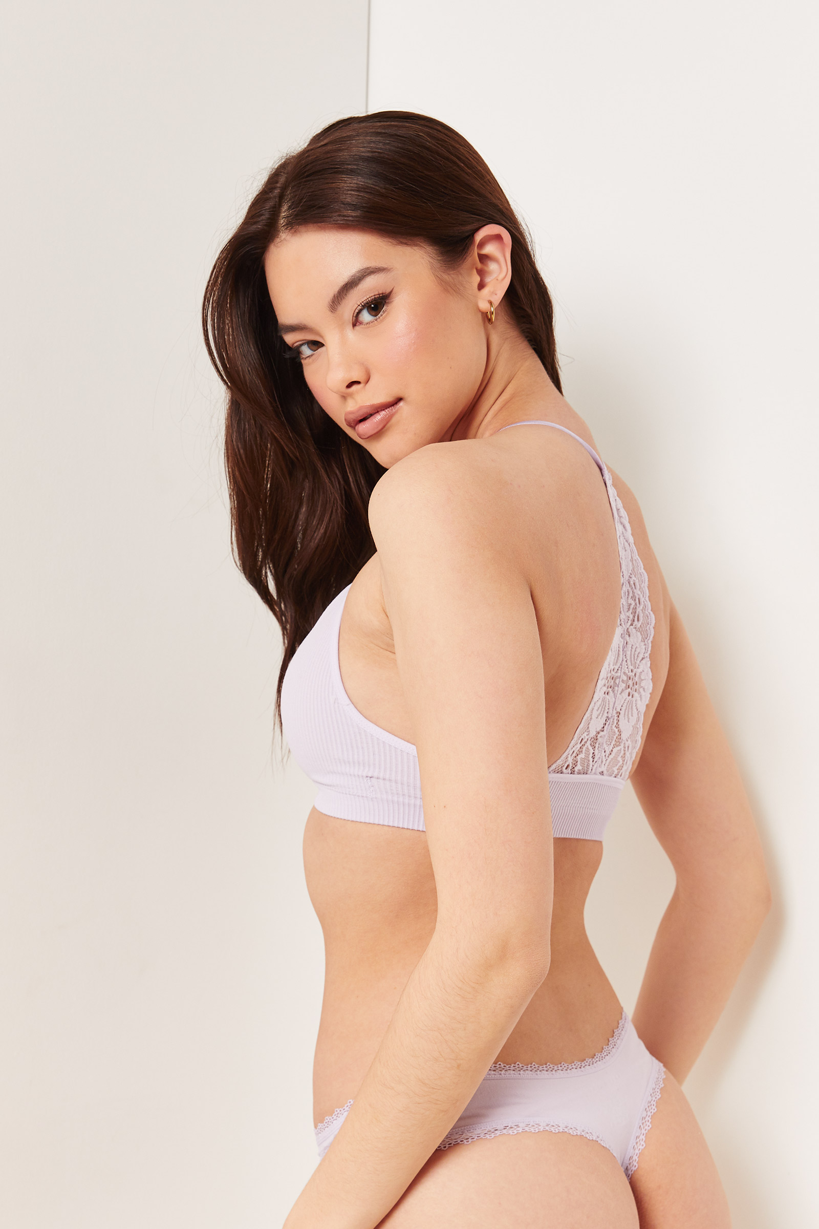 Softie Lace Thong