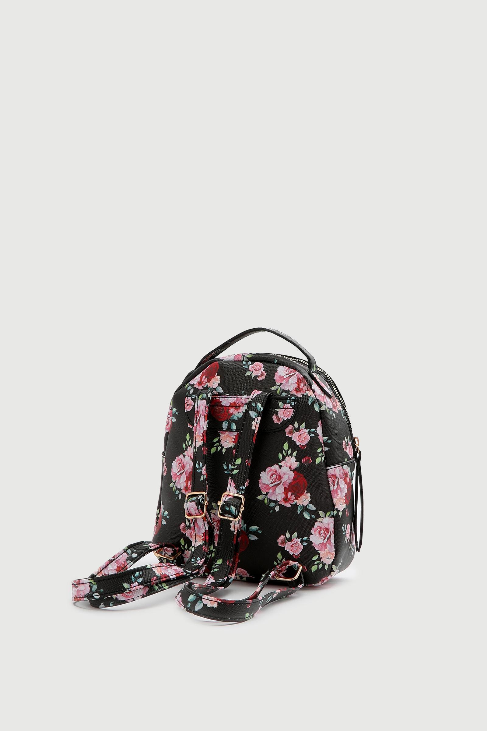 Basic Floral Backpack