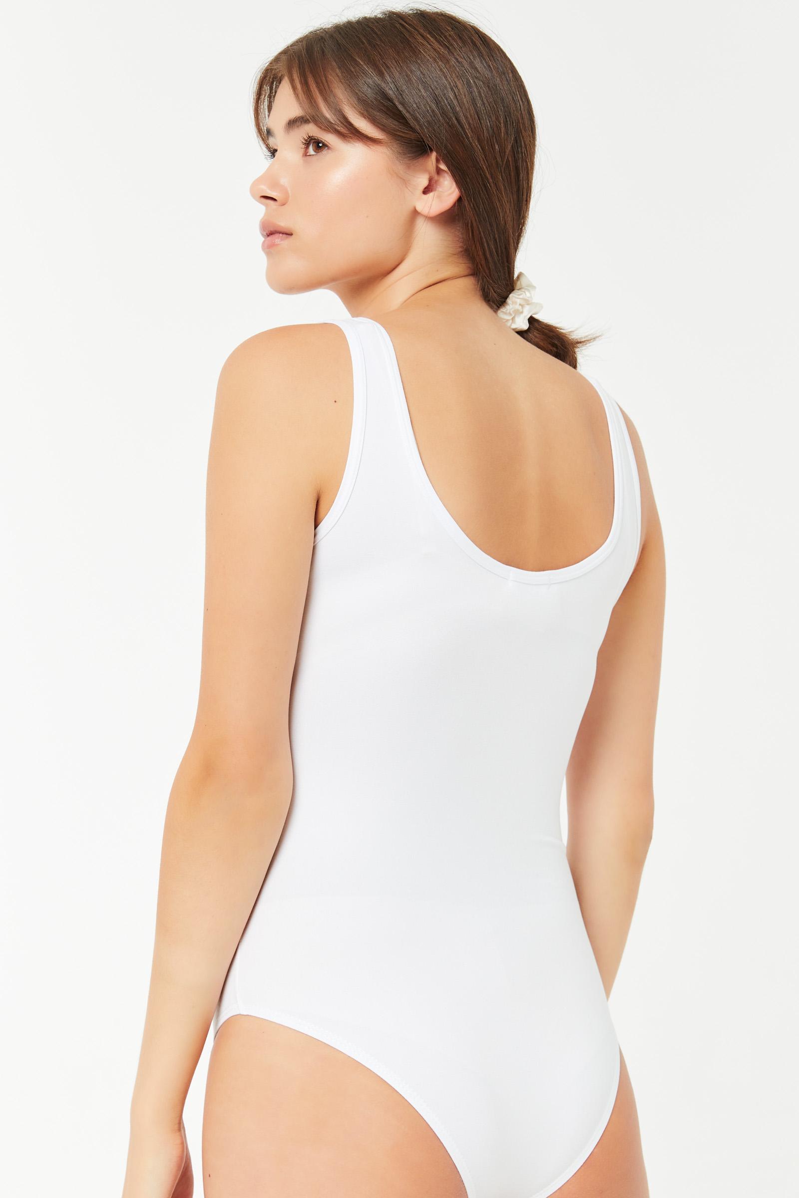 Super Soft Slip-On Bodysuit