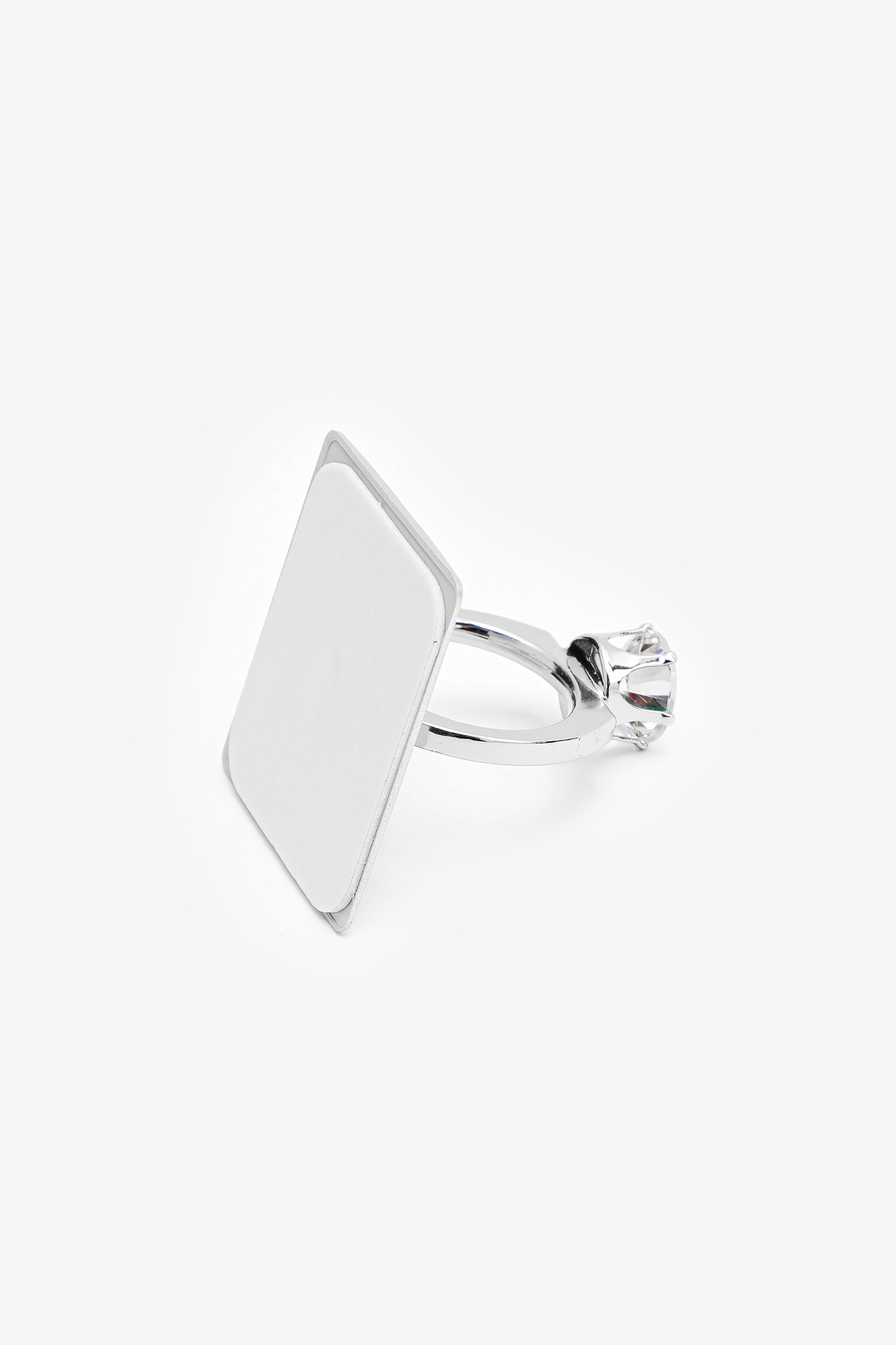 Gemstone Phone Ring