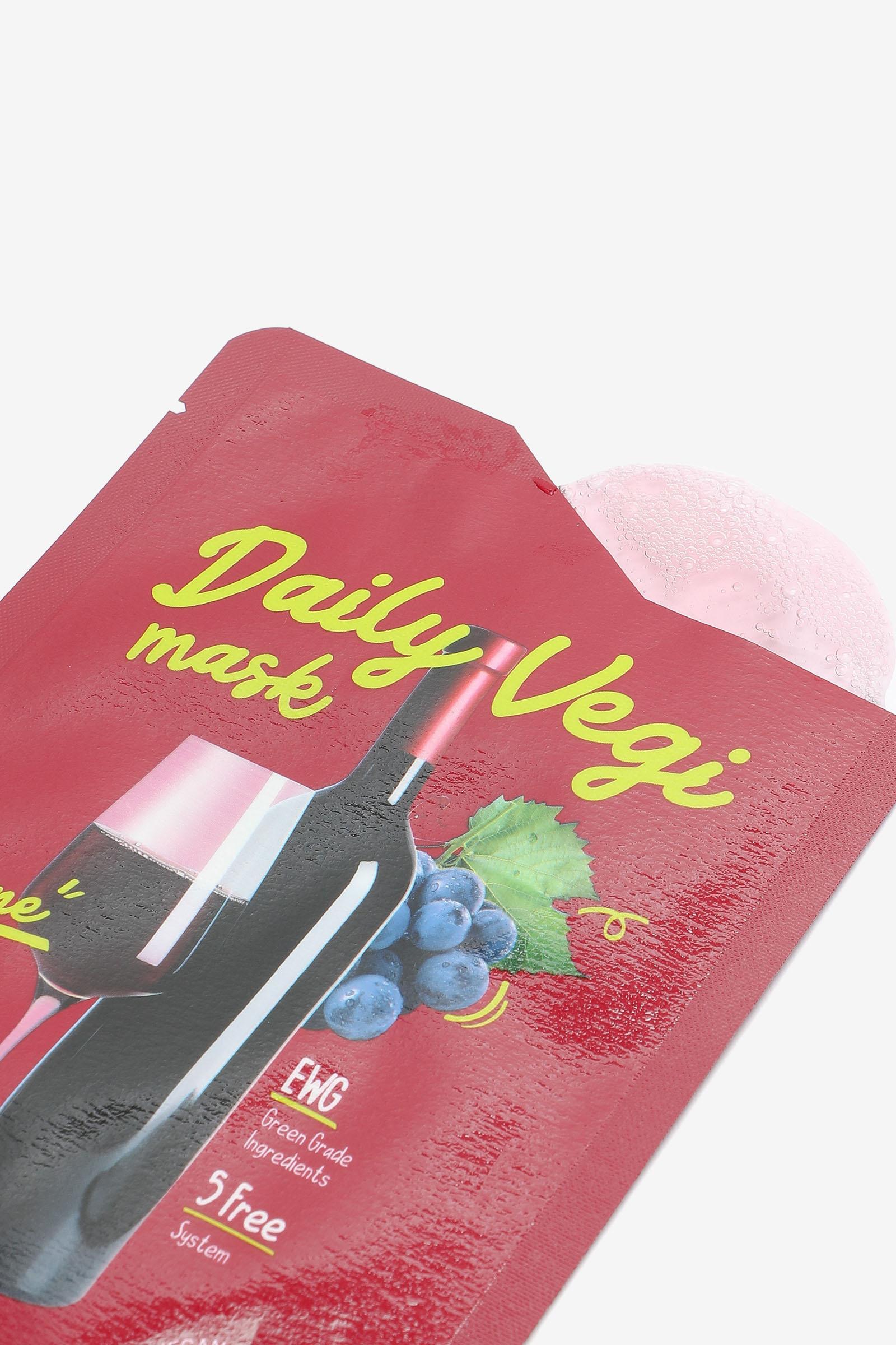 Wine Face Mask
