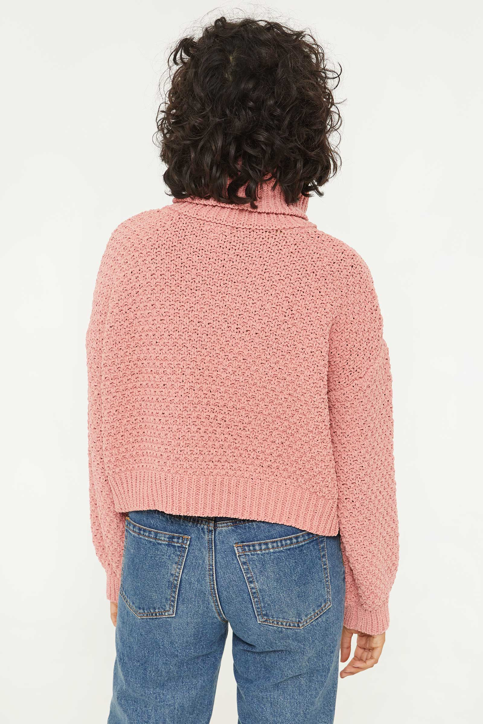 Heavy Turtleneck Sweater