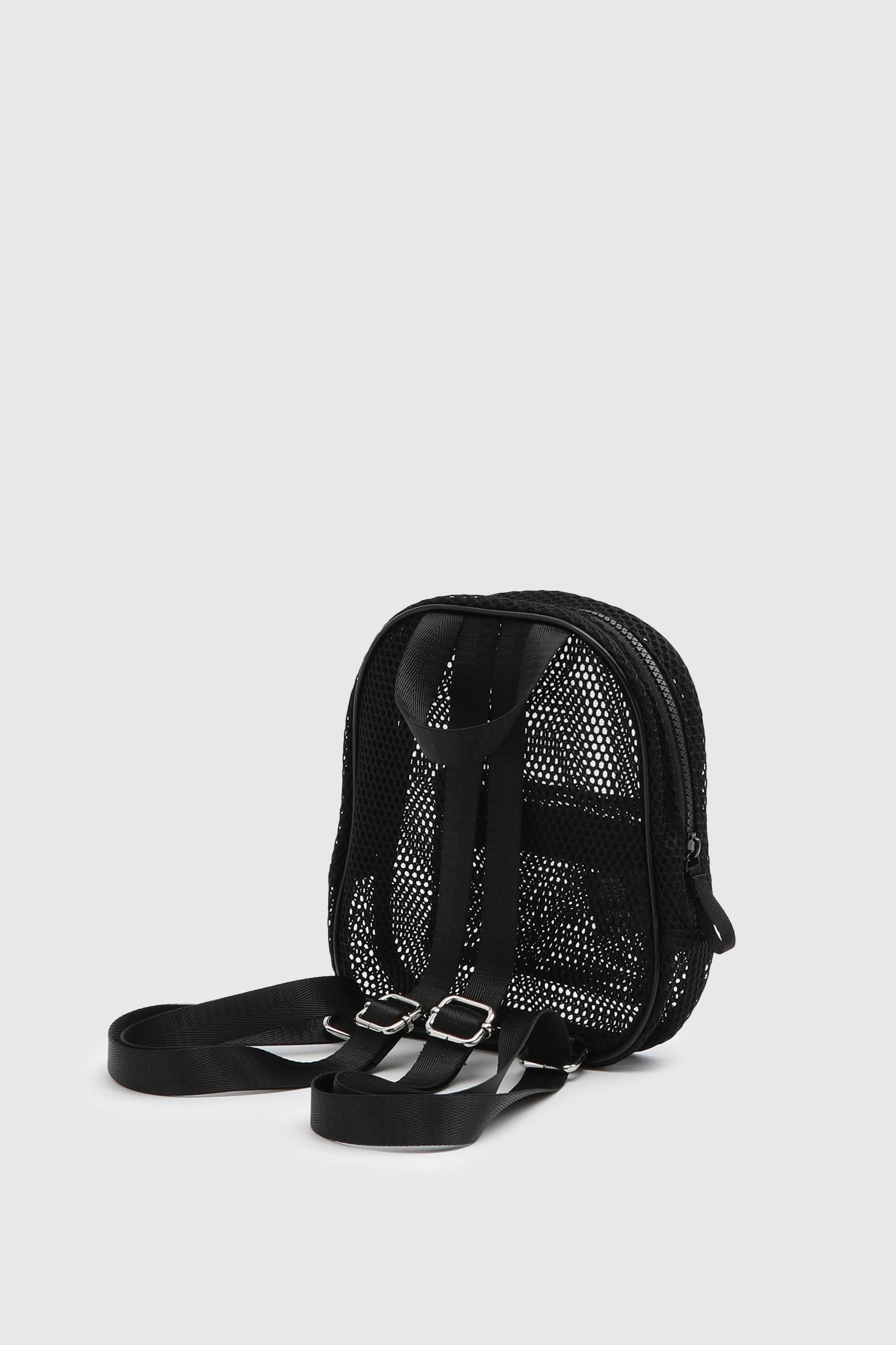 Mini sac à dos en maille