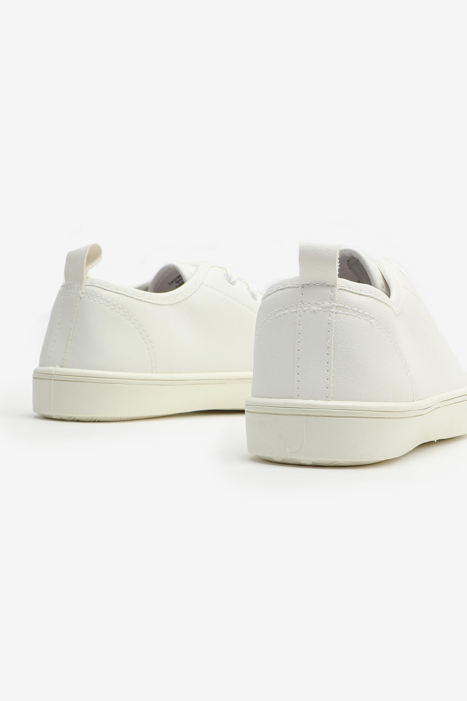 Cap Toe Sneakers