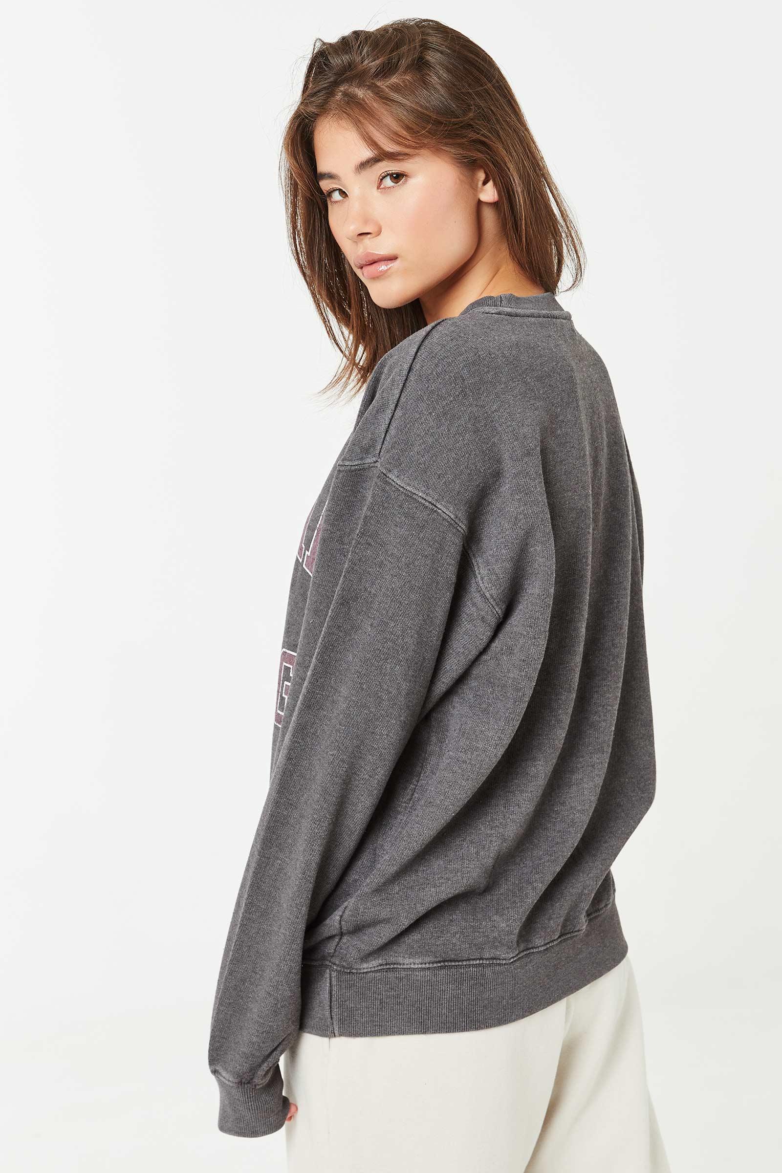 Indiana Crew-Neck Sweatshirt