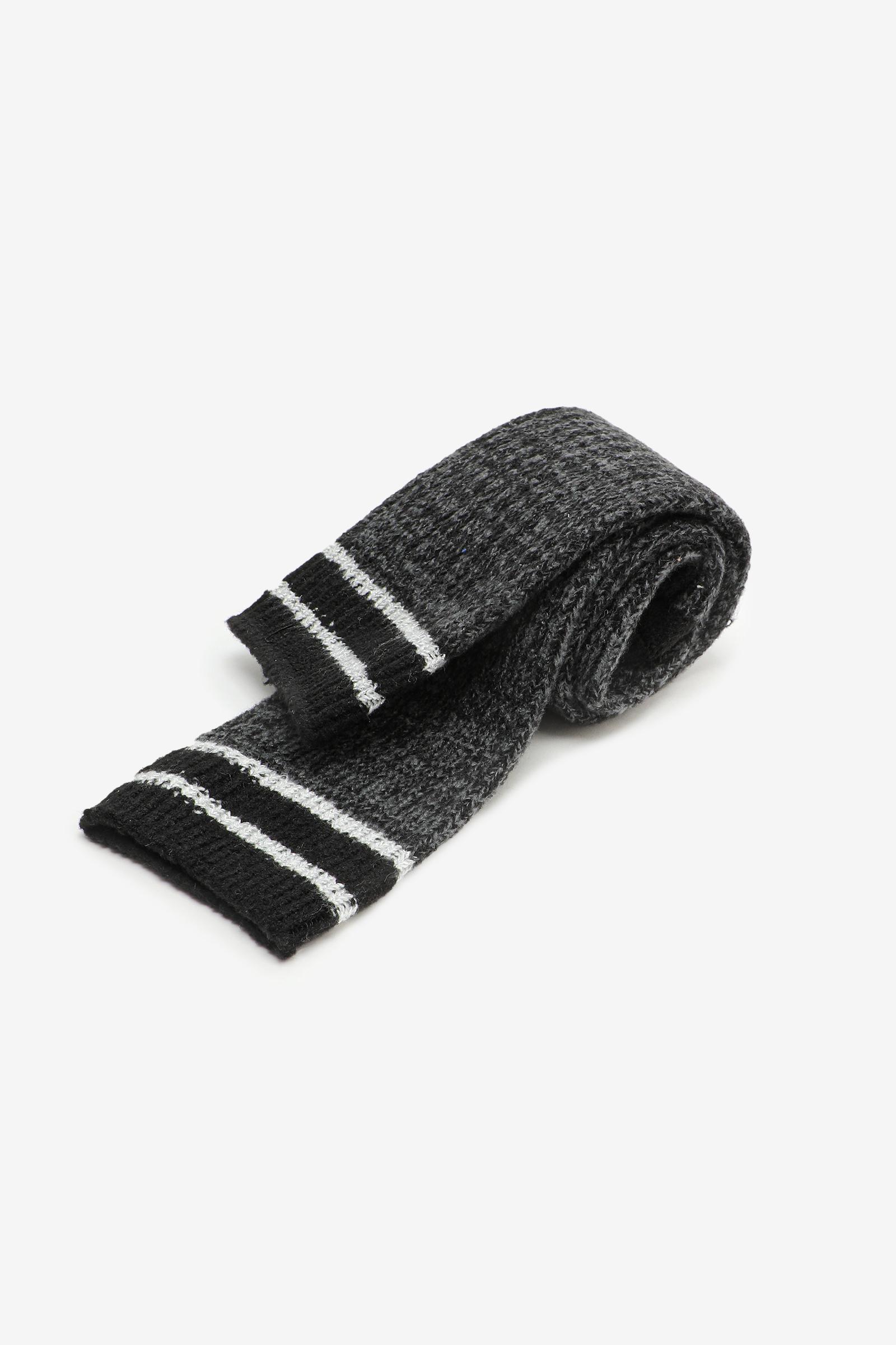 Metallic Ribbed Socks