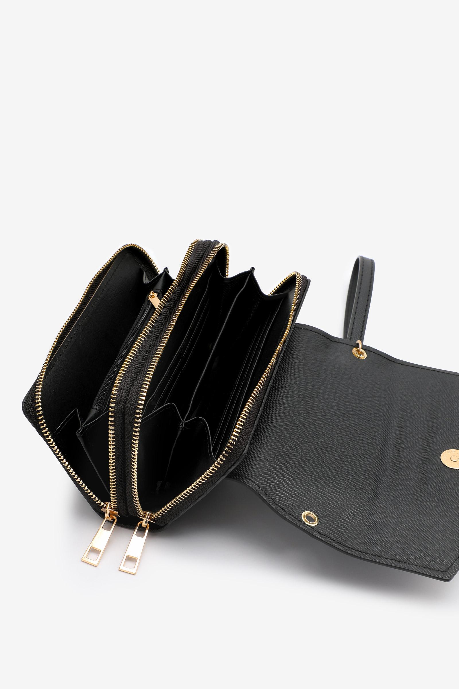Clutch Crossbody Wallet