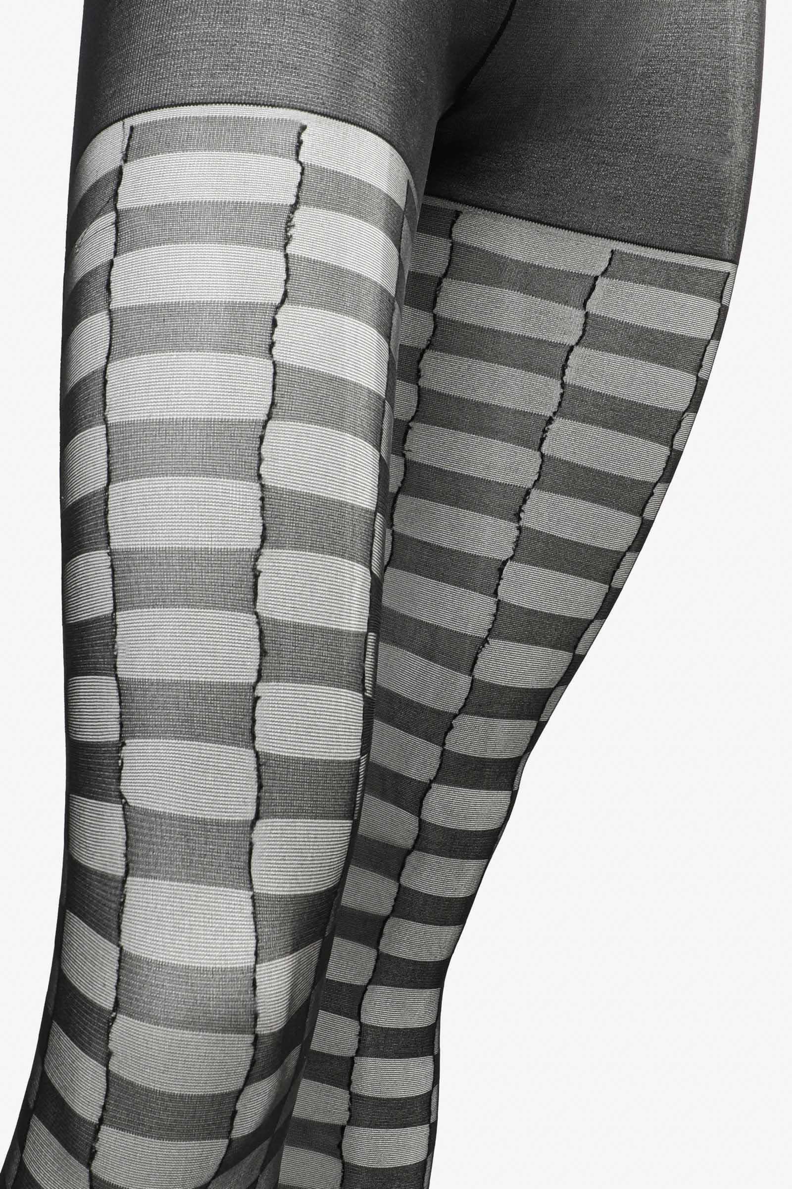 Checkered Tights