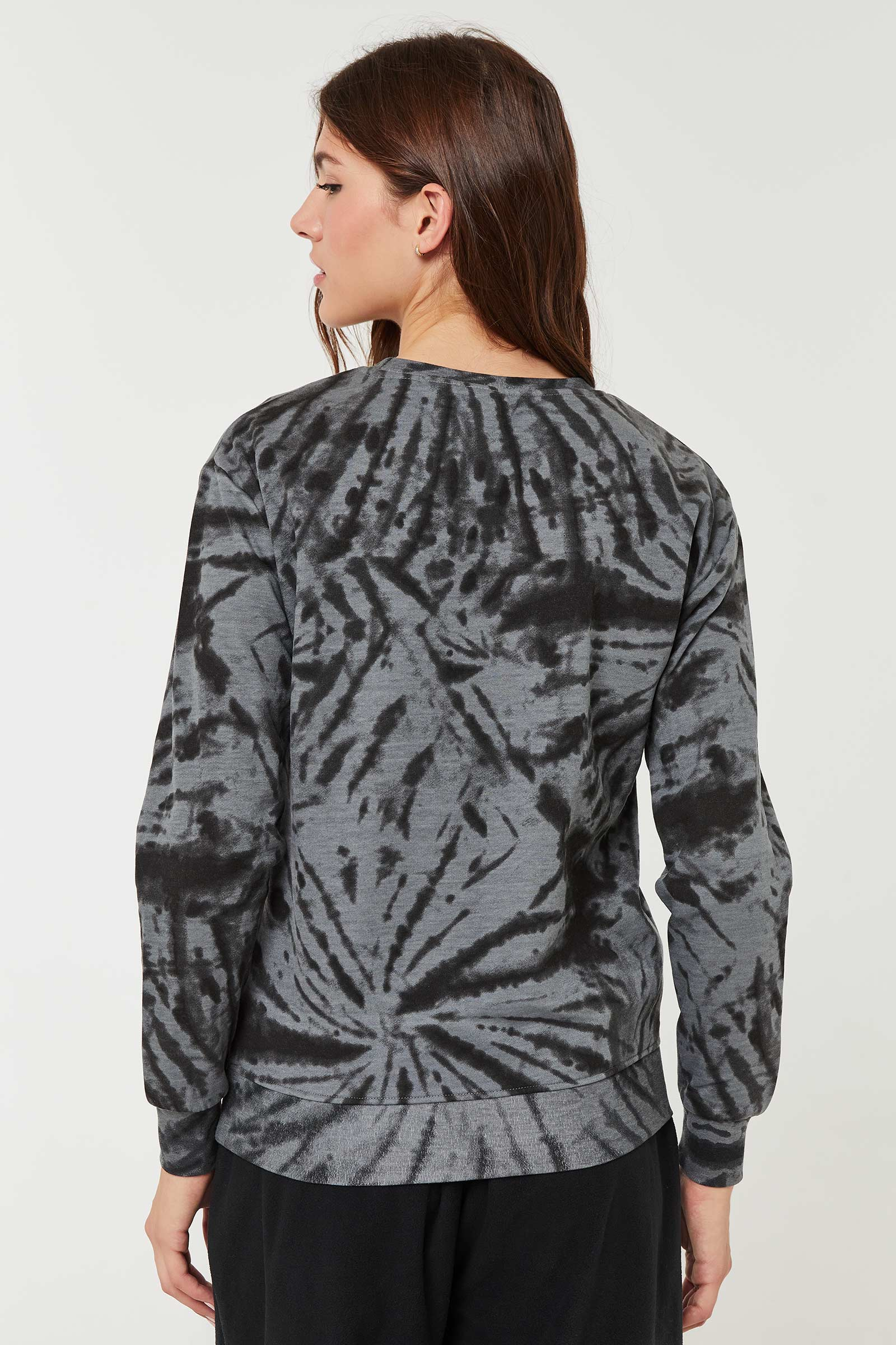 Tie-Dye Goosebumps Sweatshirt