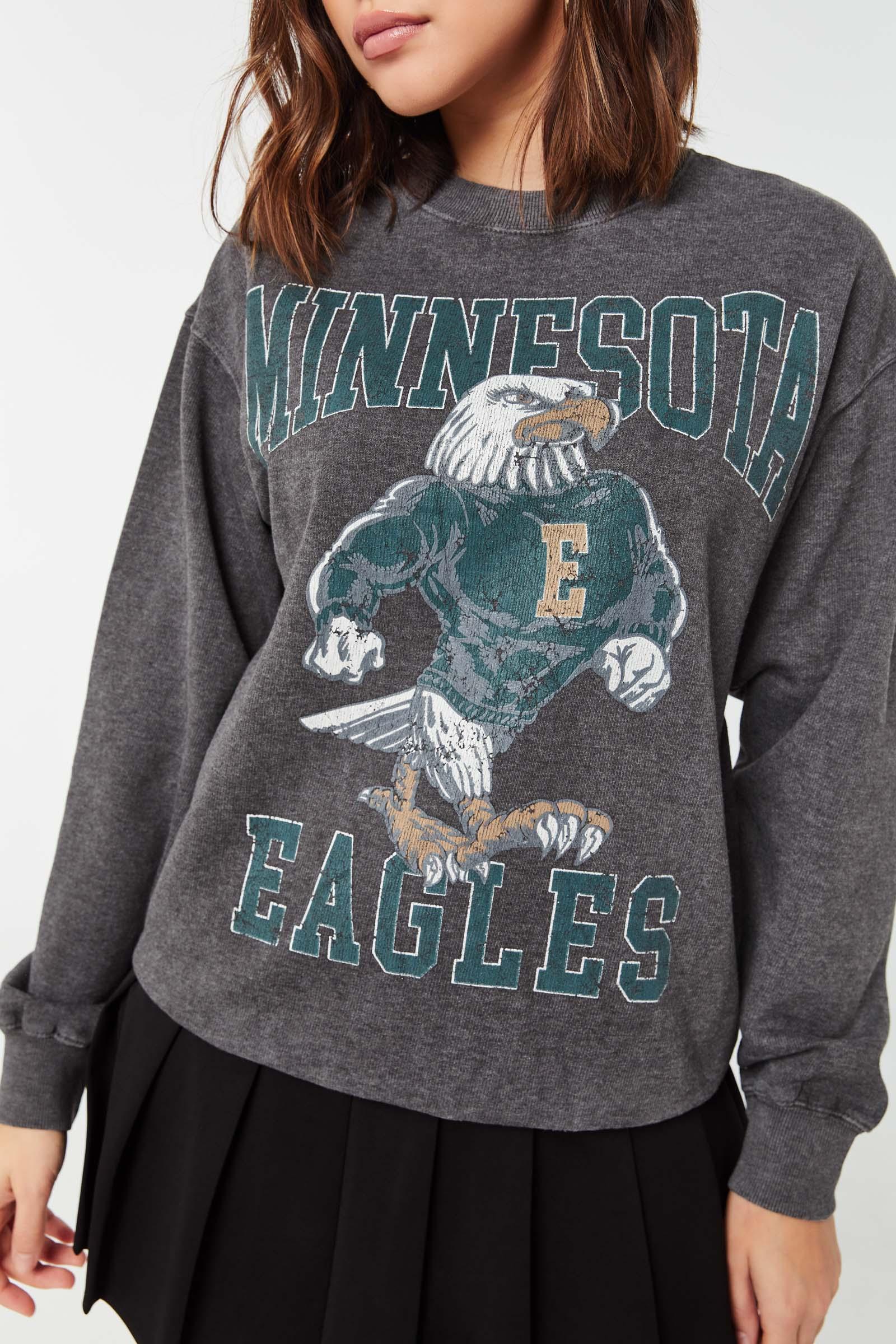 Eagles Classic Crew-Neck Sweatshirt