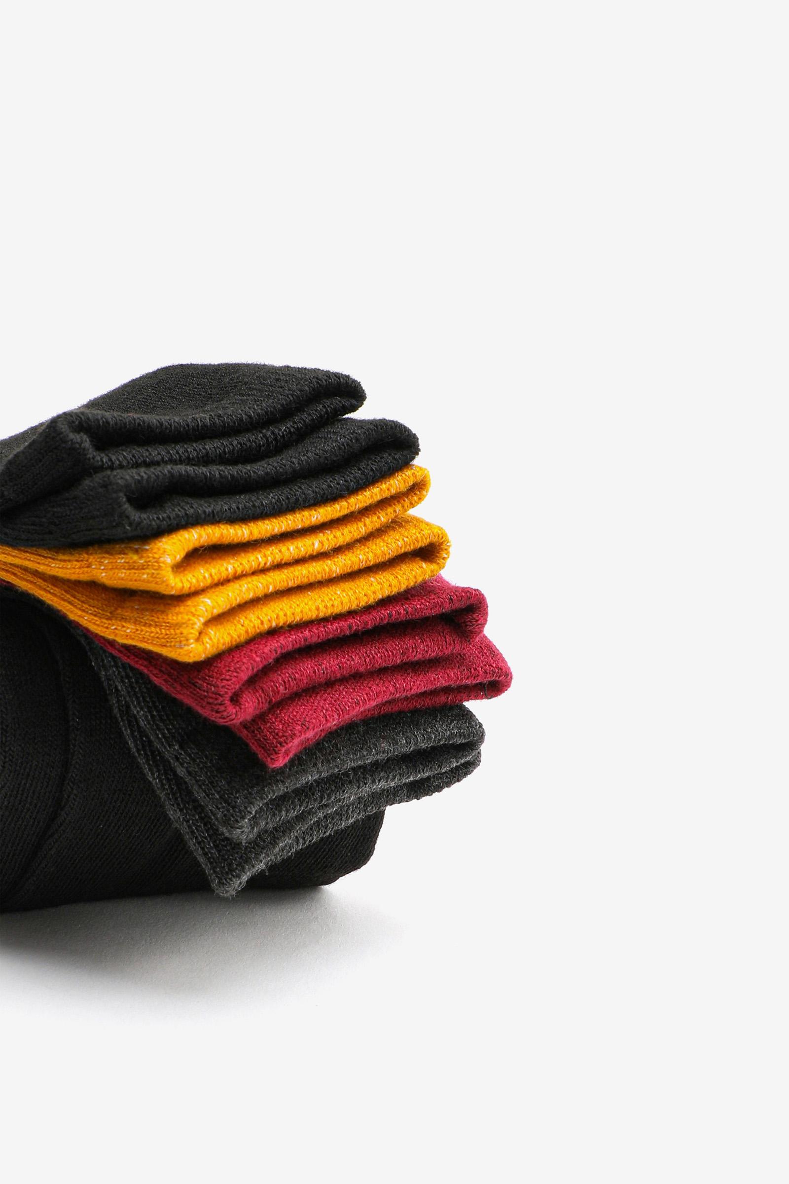 Pack of Matching Crew Socks