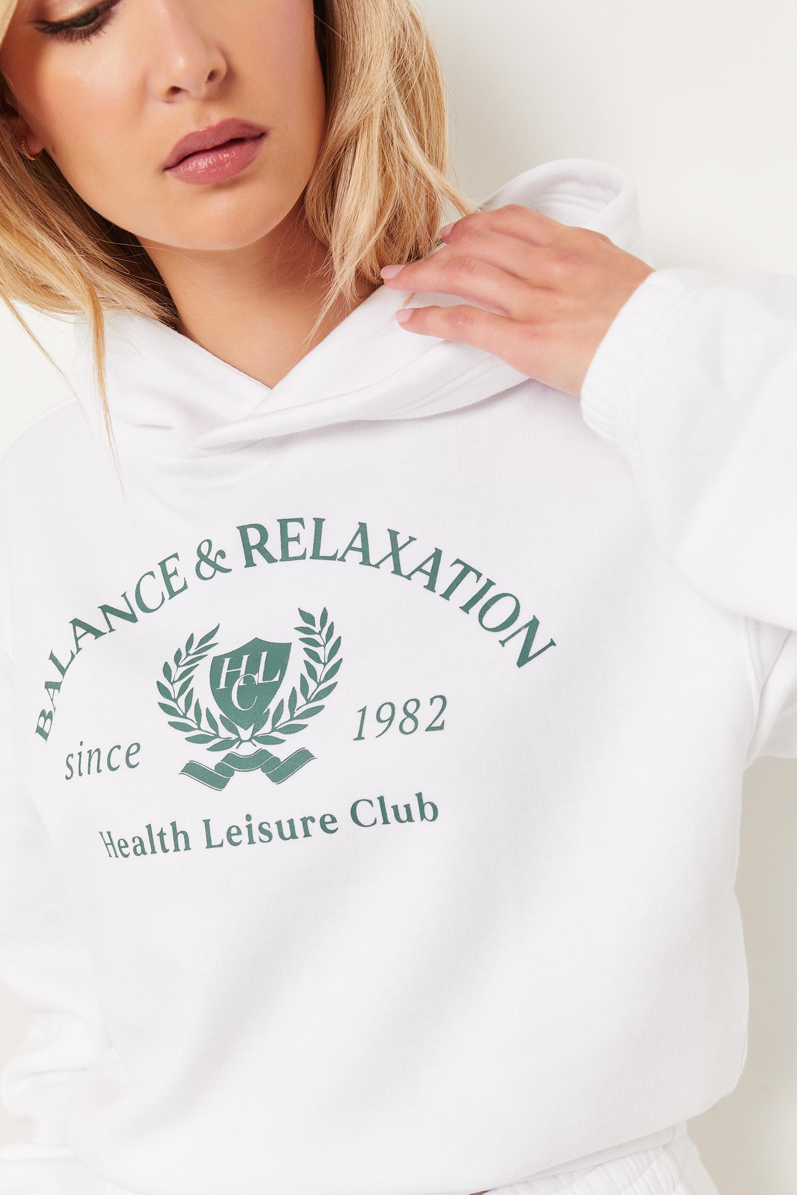 Balanced & Relaxation Hoodie