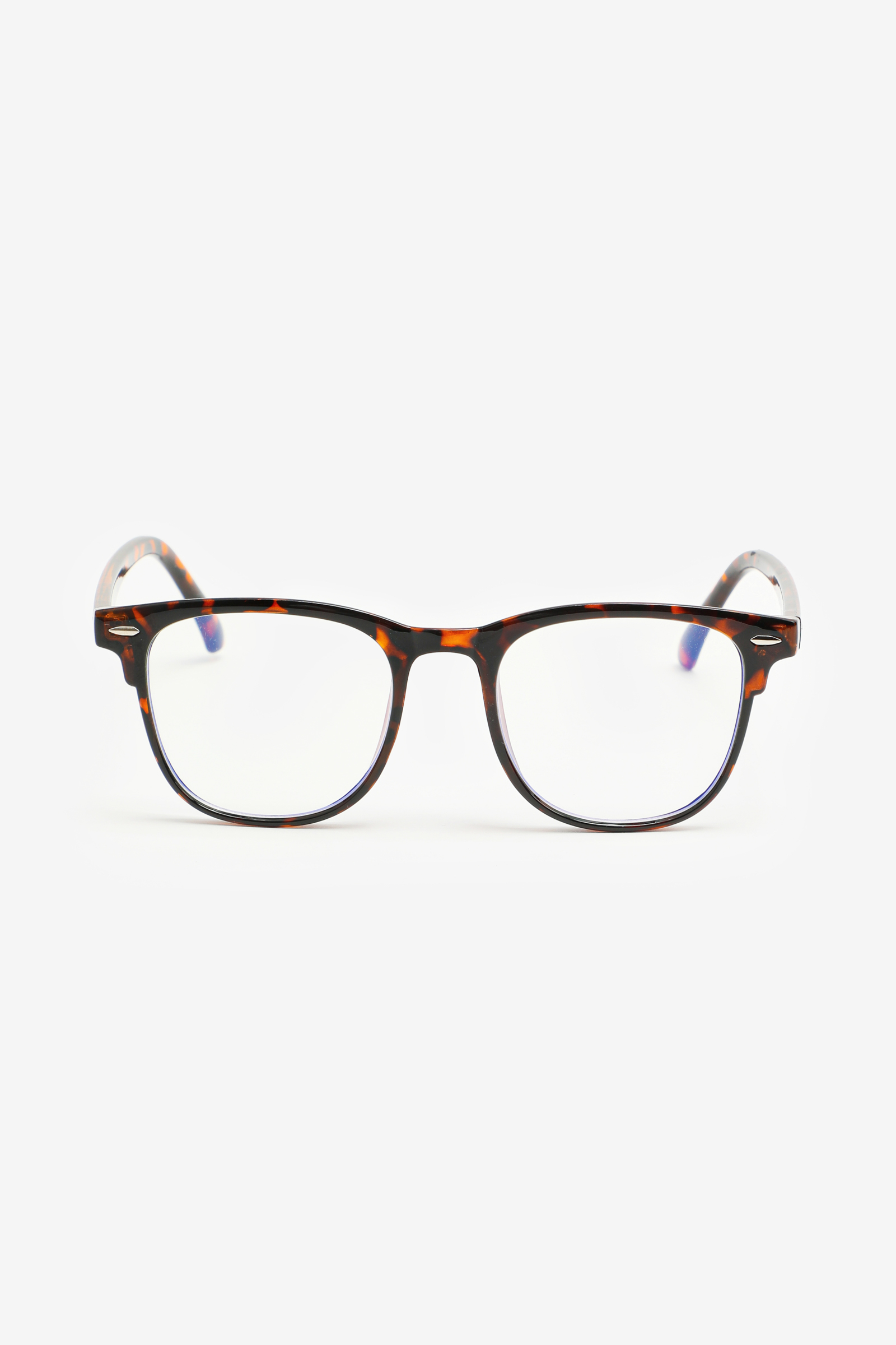 Blue Light Tortoiseshell Glasses