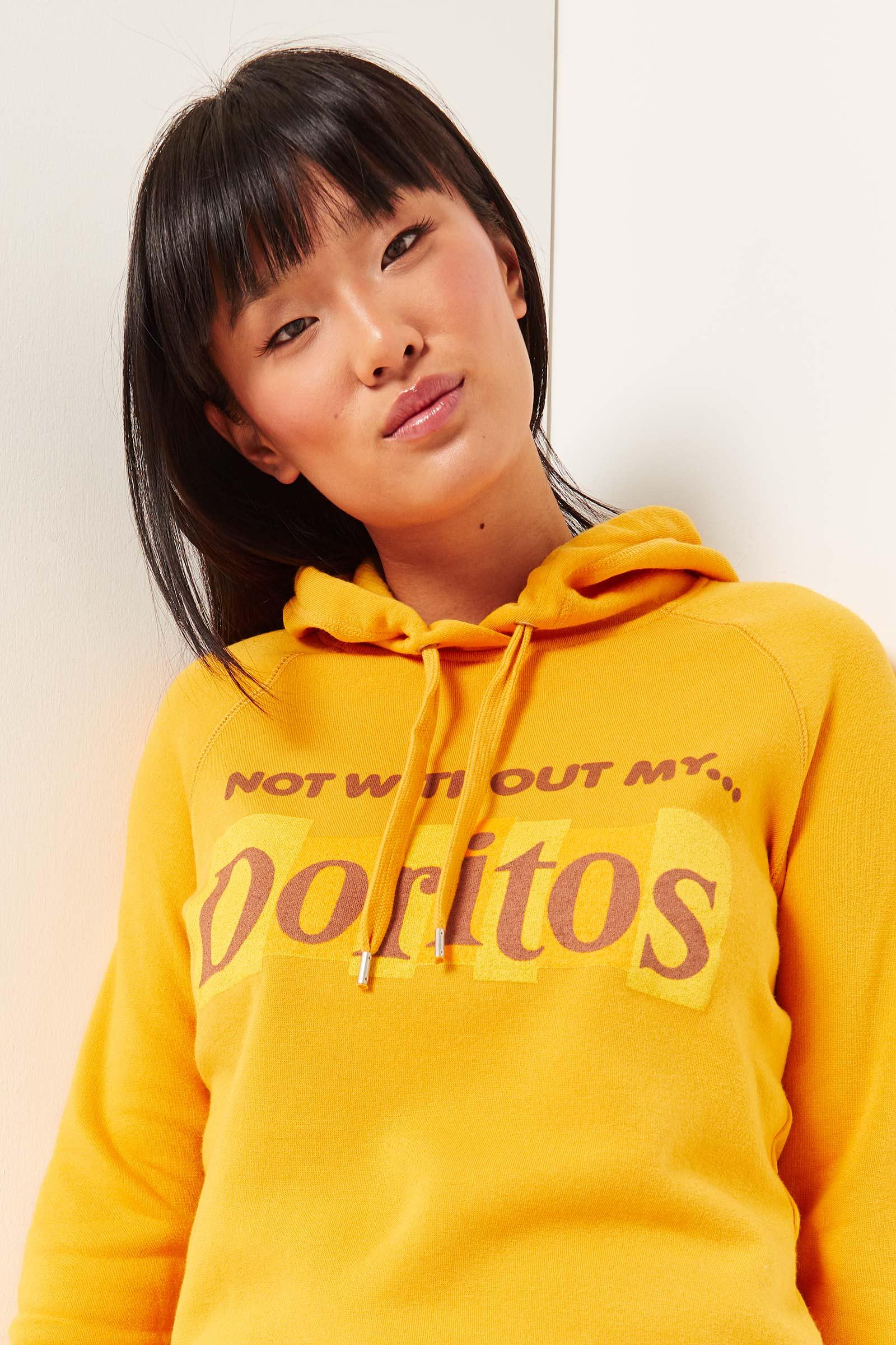 Molleton capuchon Doritos