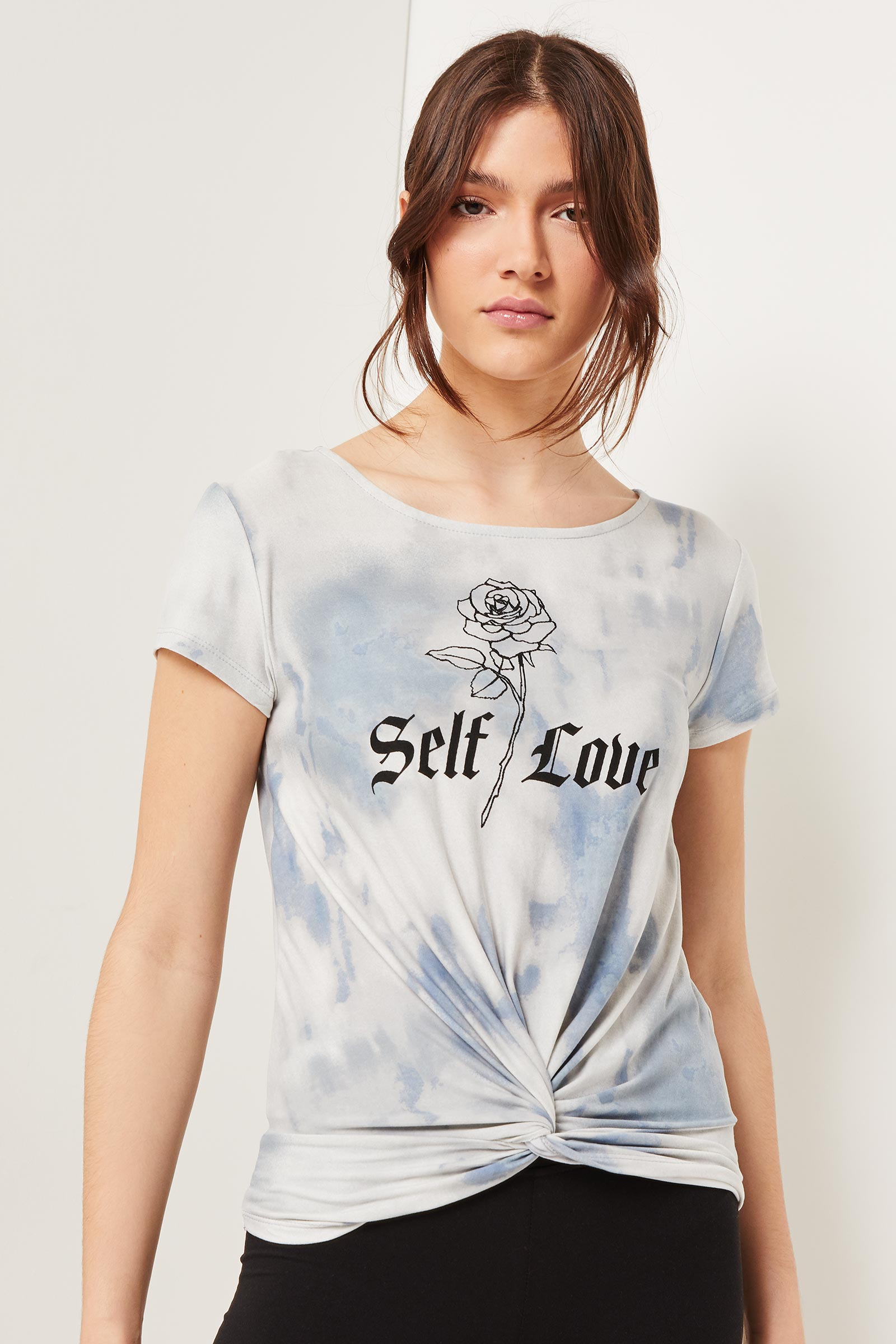 Self Love Twisted T-shirt