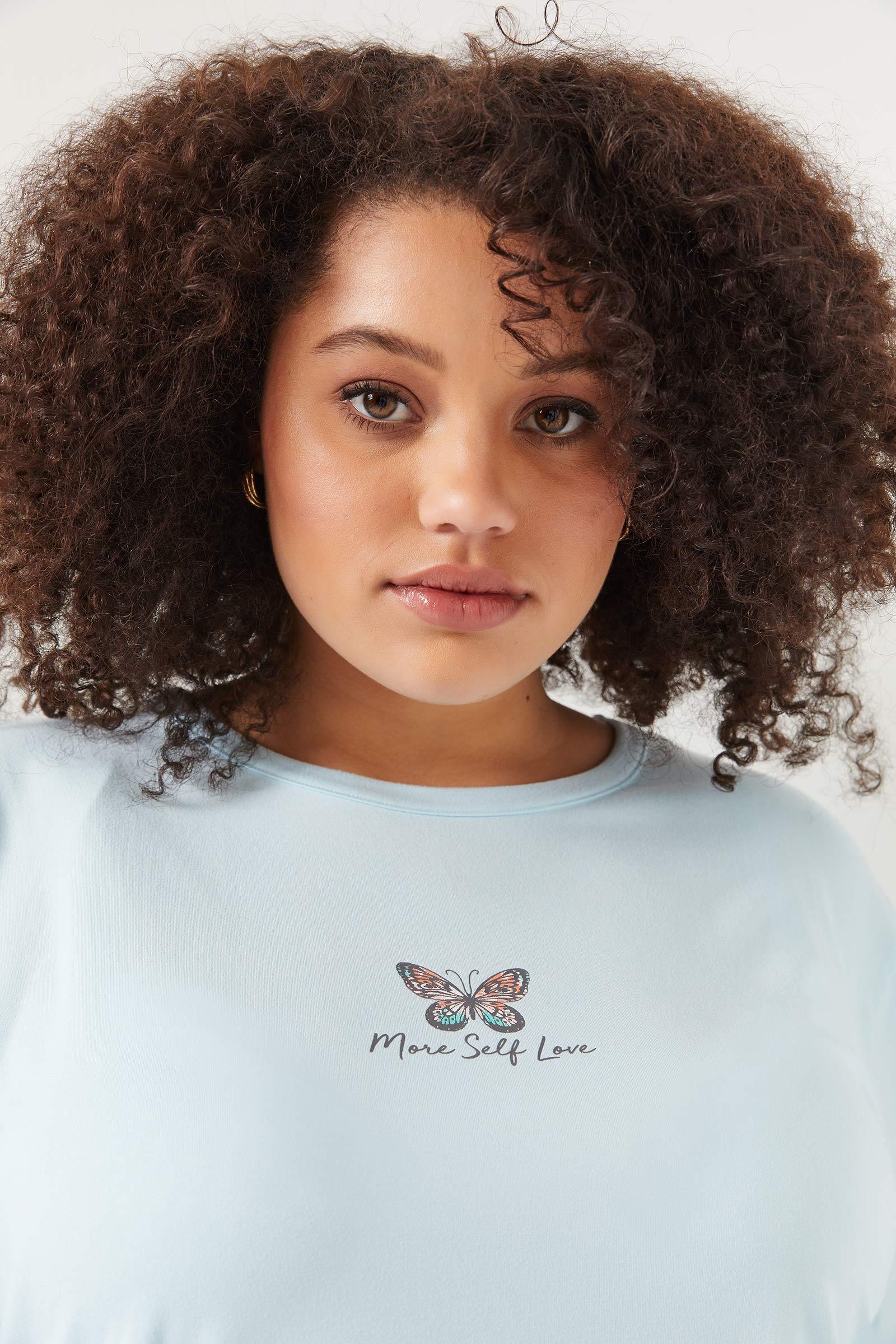 Butterfly PJ Tee