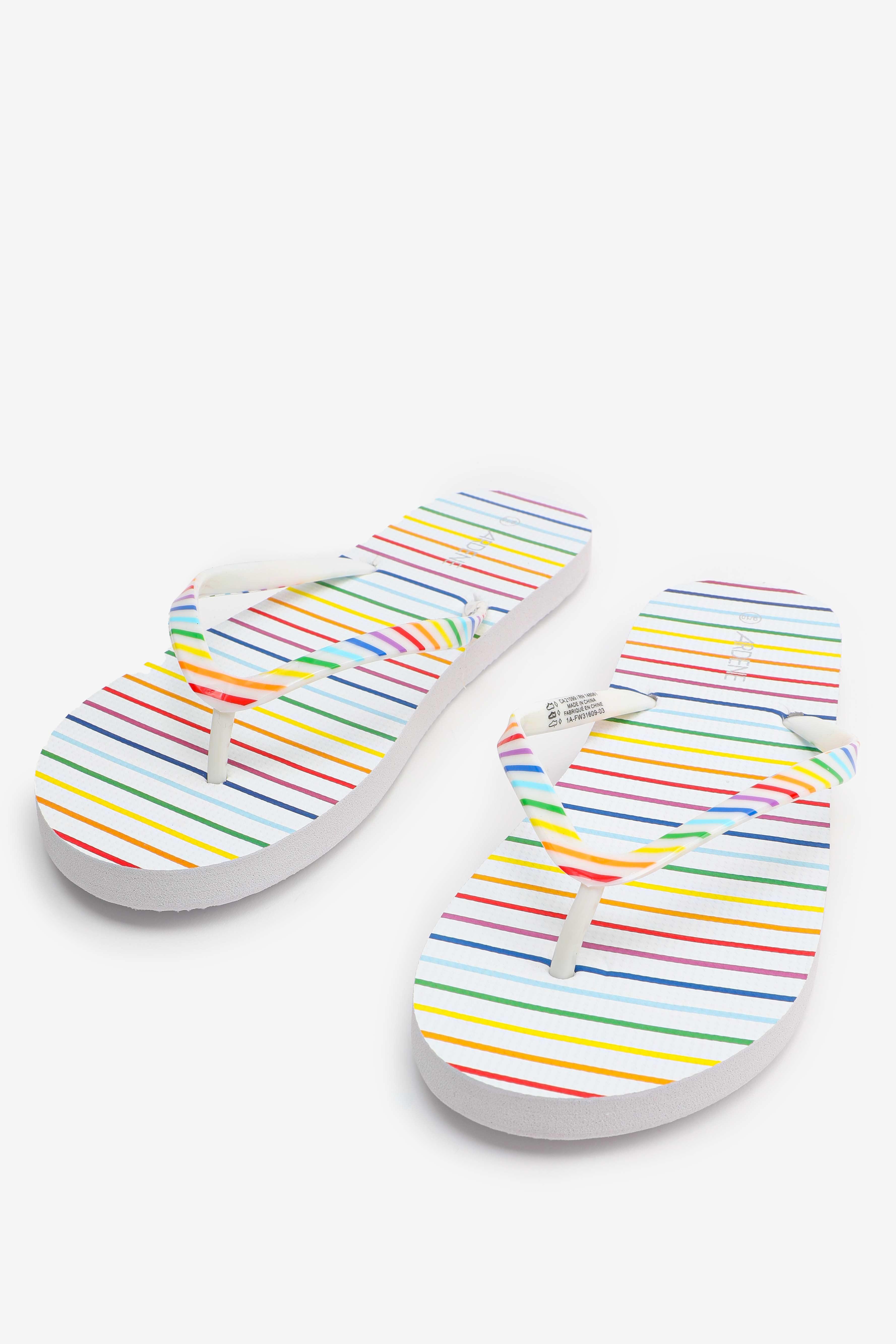 Pride Flip-Flops