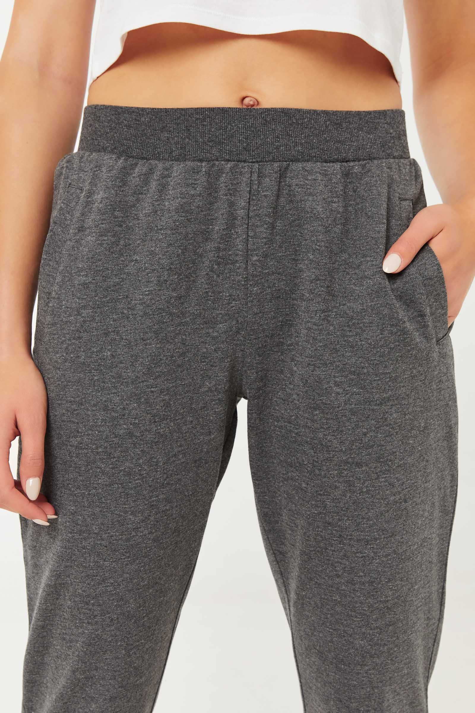 Jogging à jambe zippée