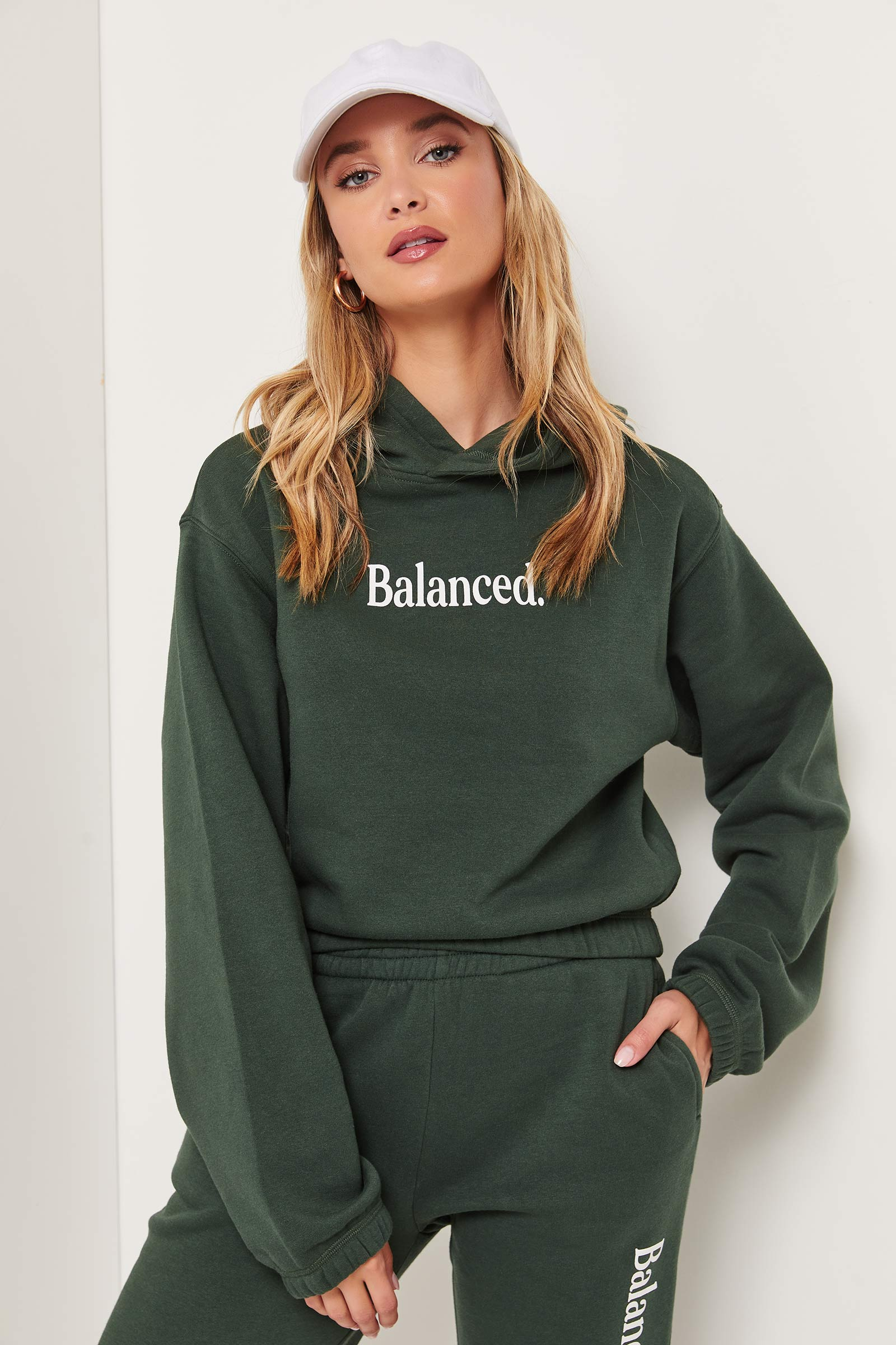 Molleton capuchon Balanced