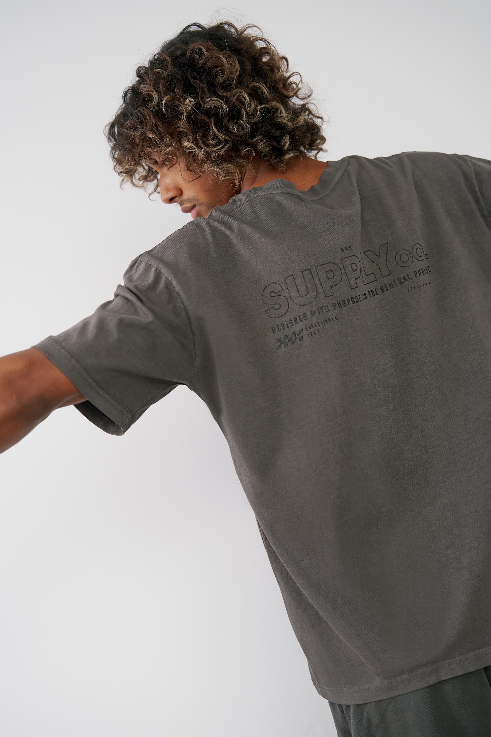 Boxy Tee for Men