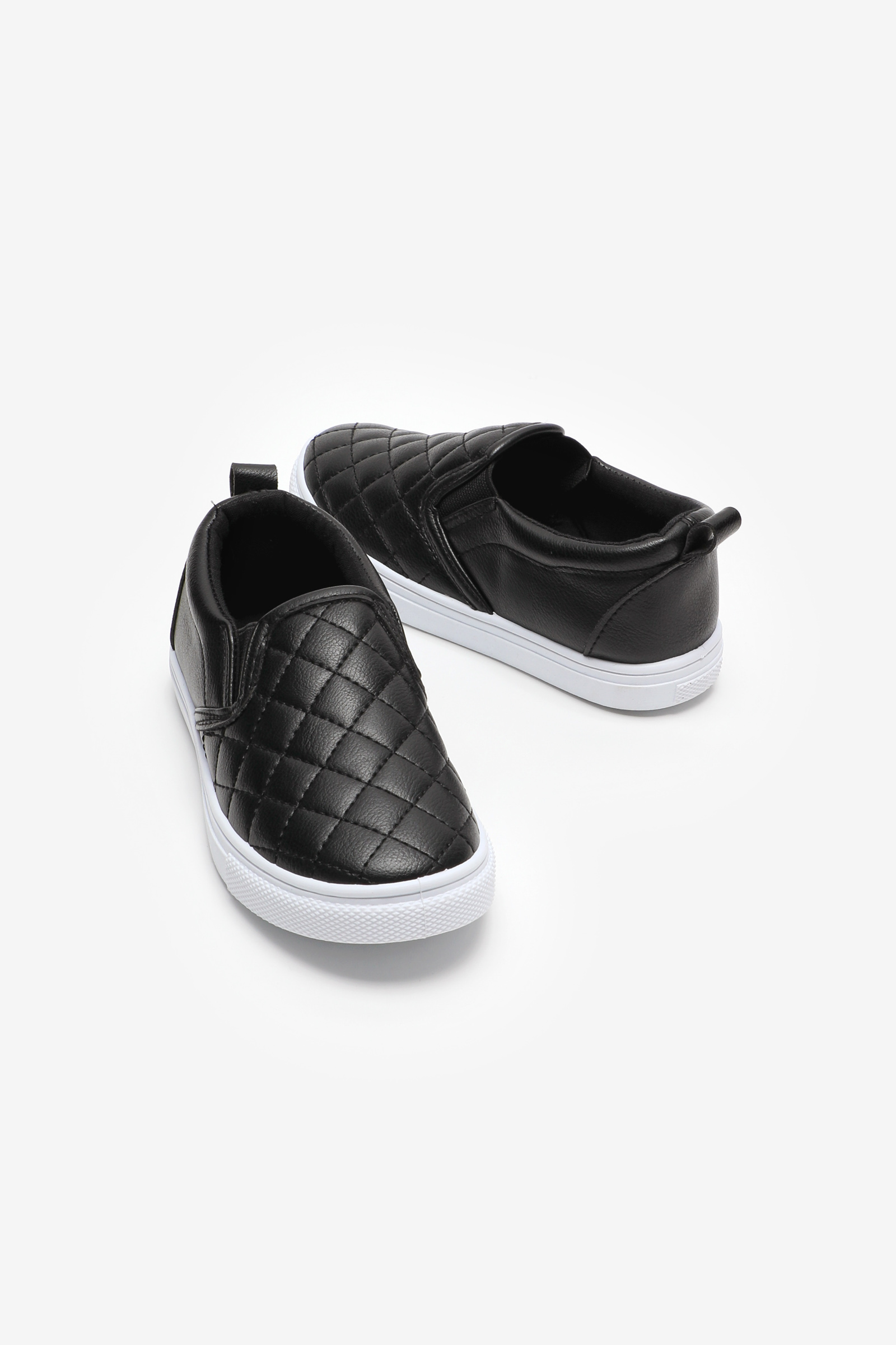 Quilted Slip On Sneakers for Girls