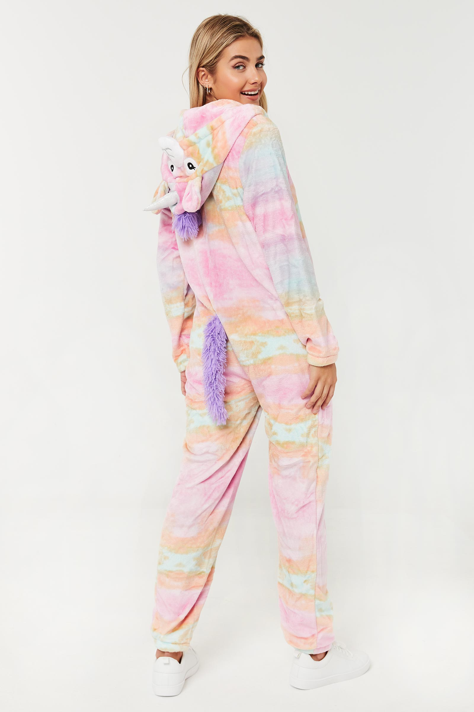 Costume une-pièce de licorne