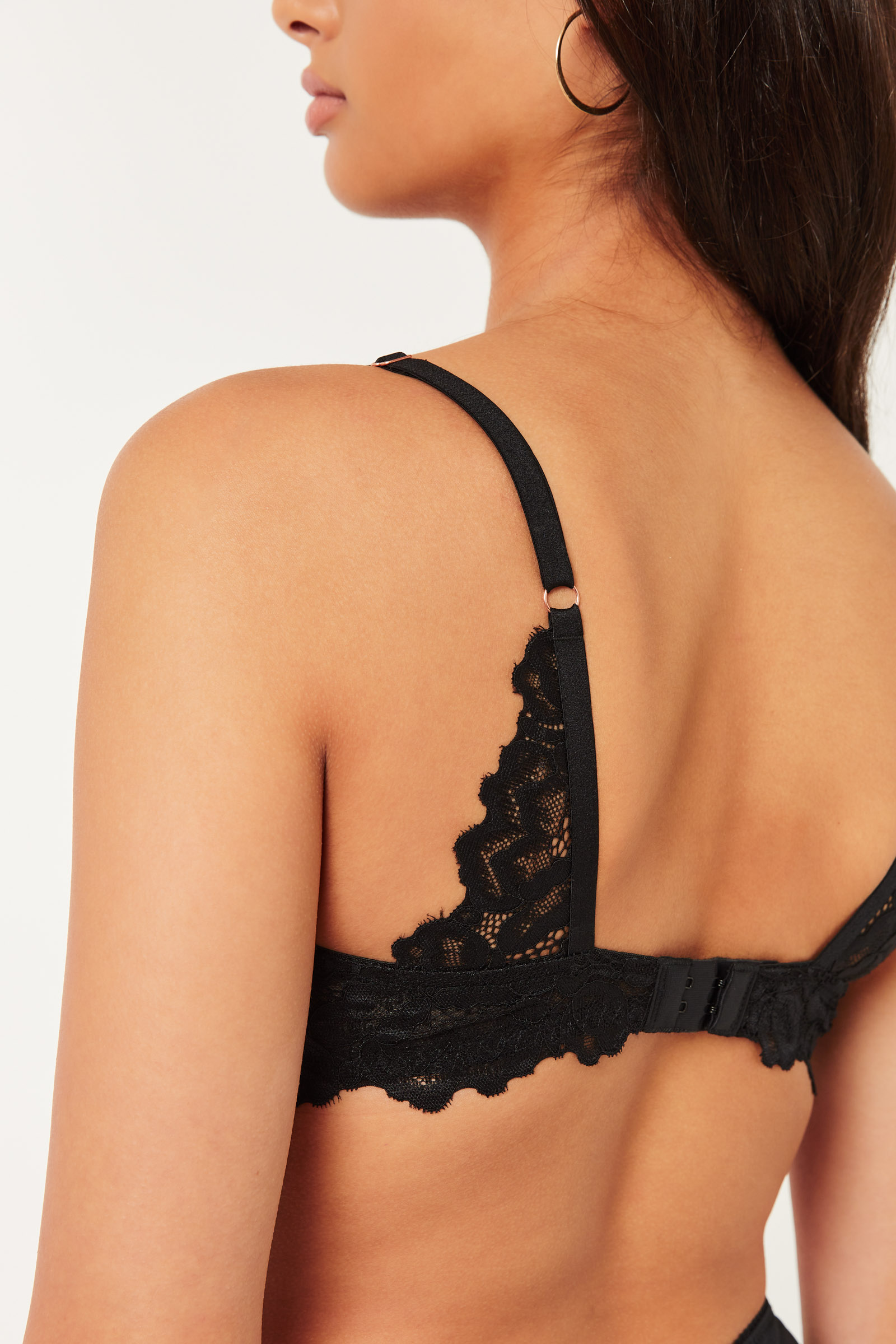 All Lace Push-Up Bra