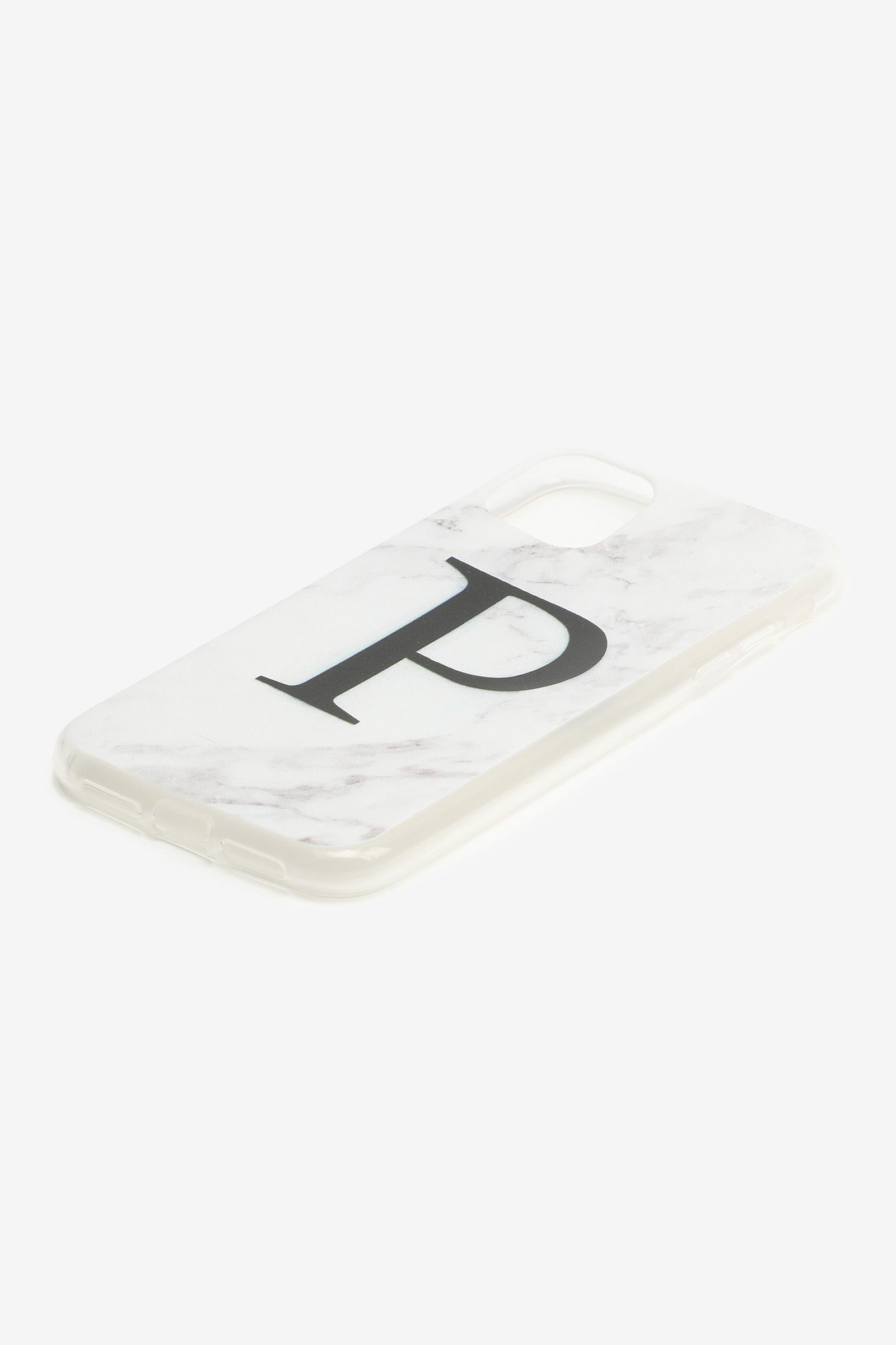 Letter V iPhone 11 Case