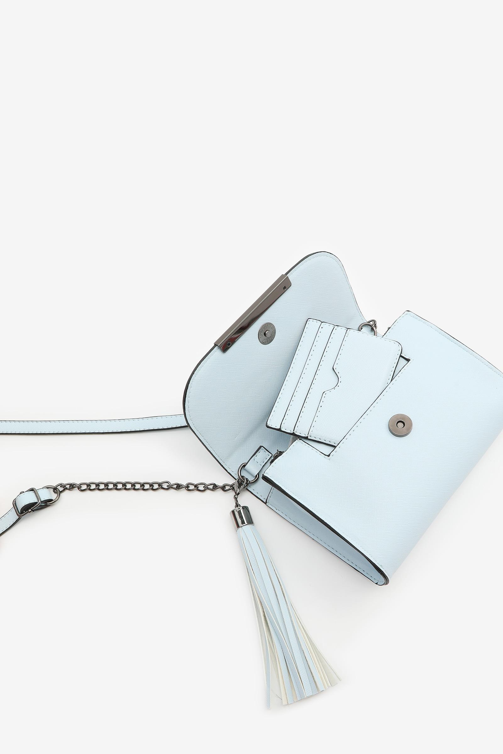 Crossbody Bag with Cardholder