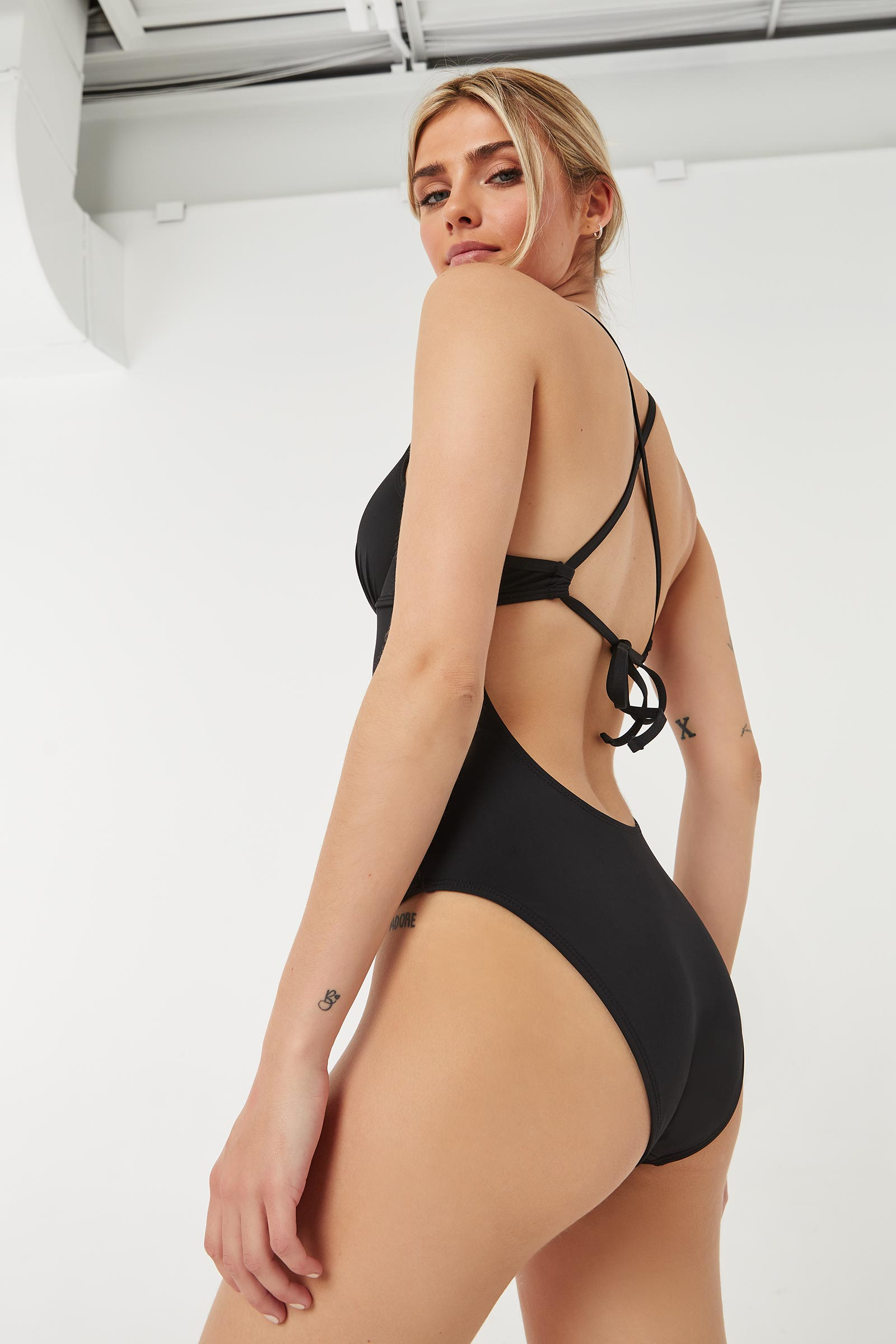 One-Piece Push Up Swimsuit
