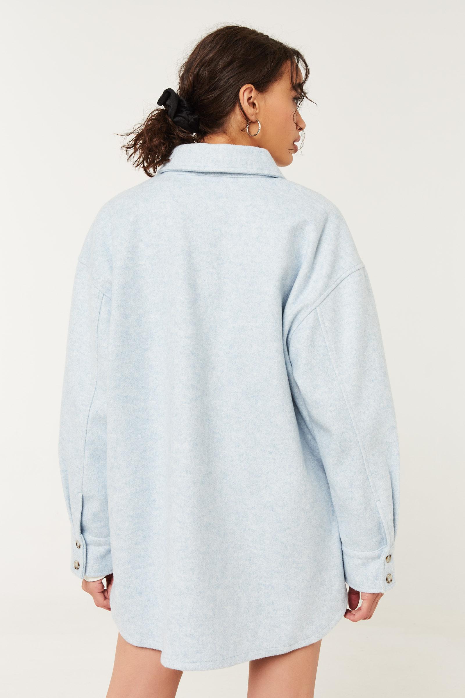 Veste-chemise ample