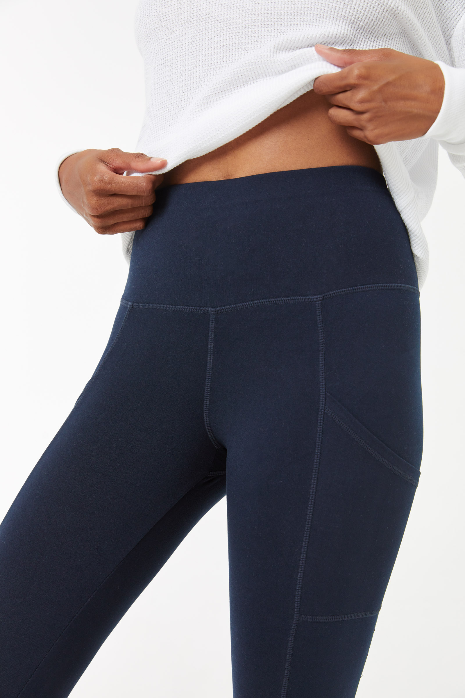 Leggings with Brushed Inside