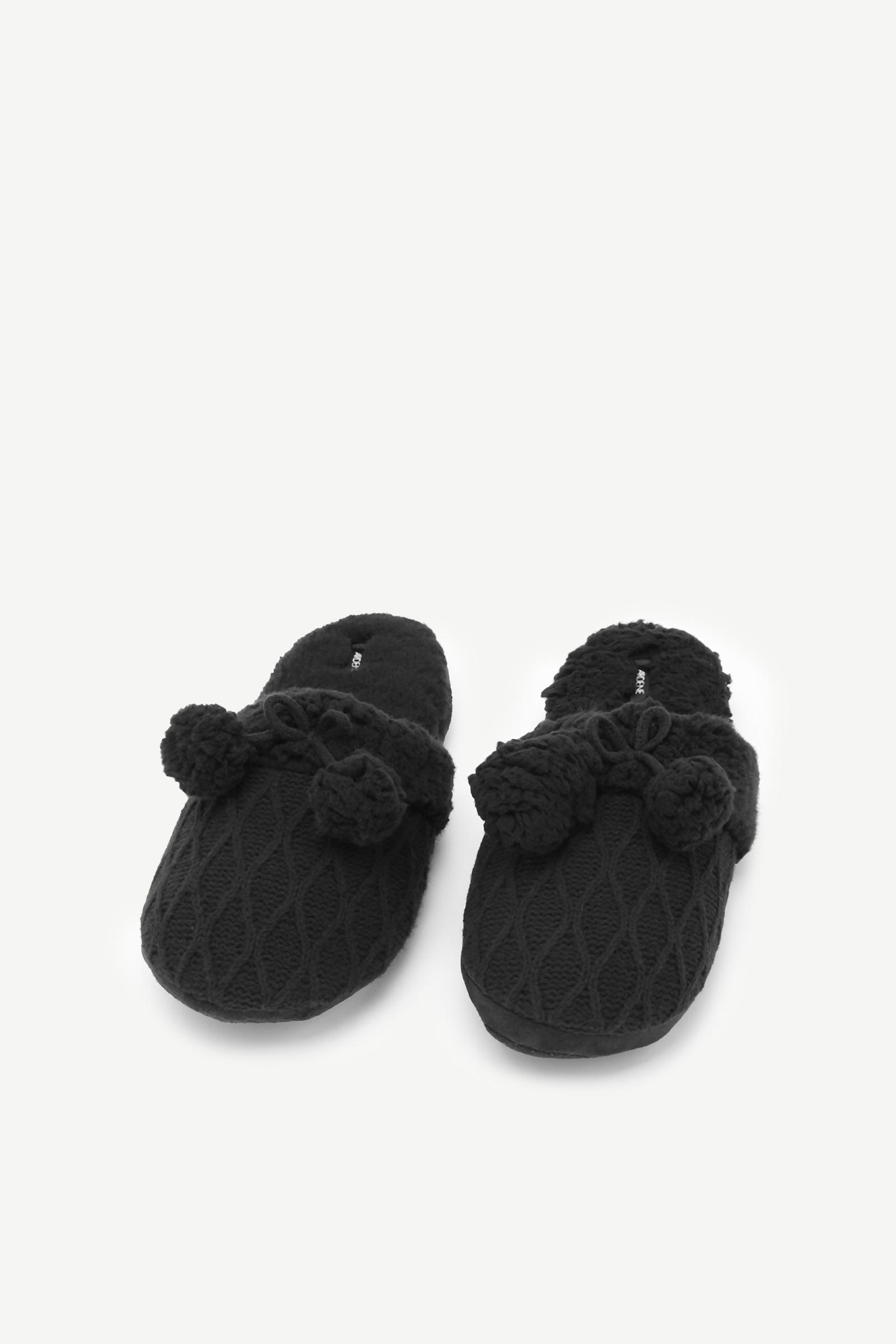 Pantoufles glissières éco-conscientes