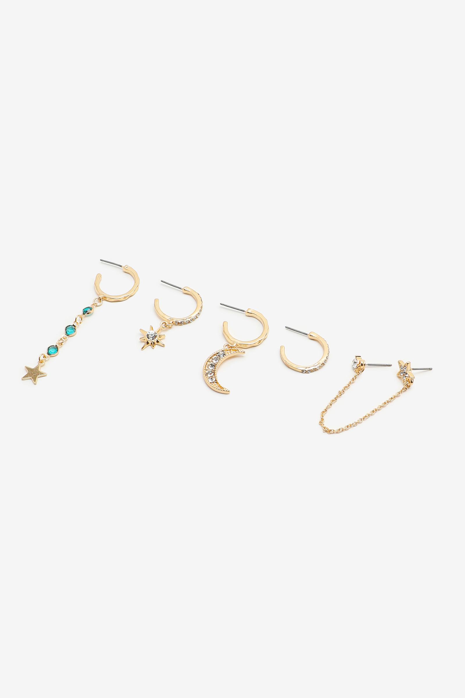 Mix & Match Celestial Earrings