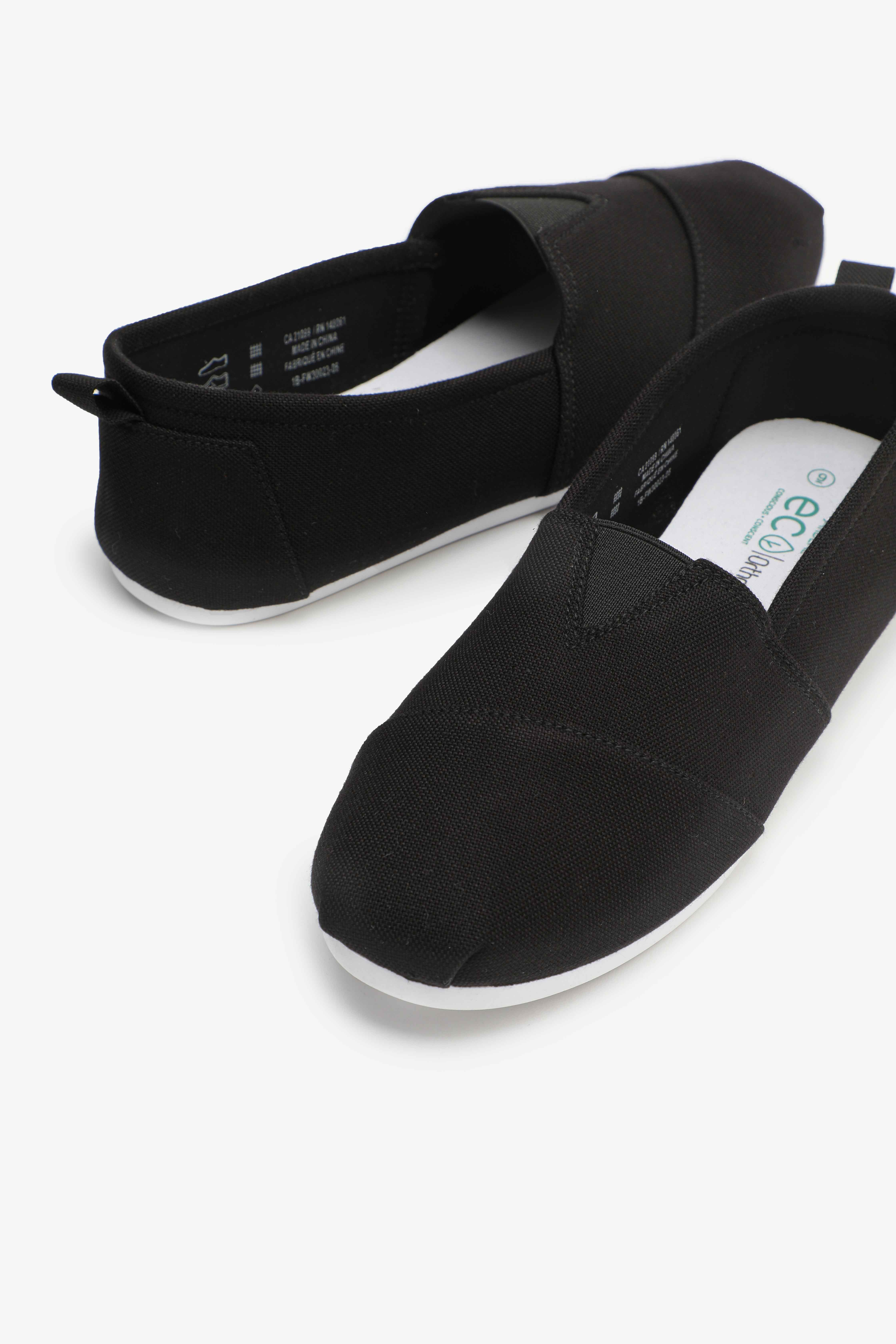 Cross Vamp Bamboo Sneakers