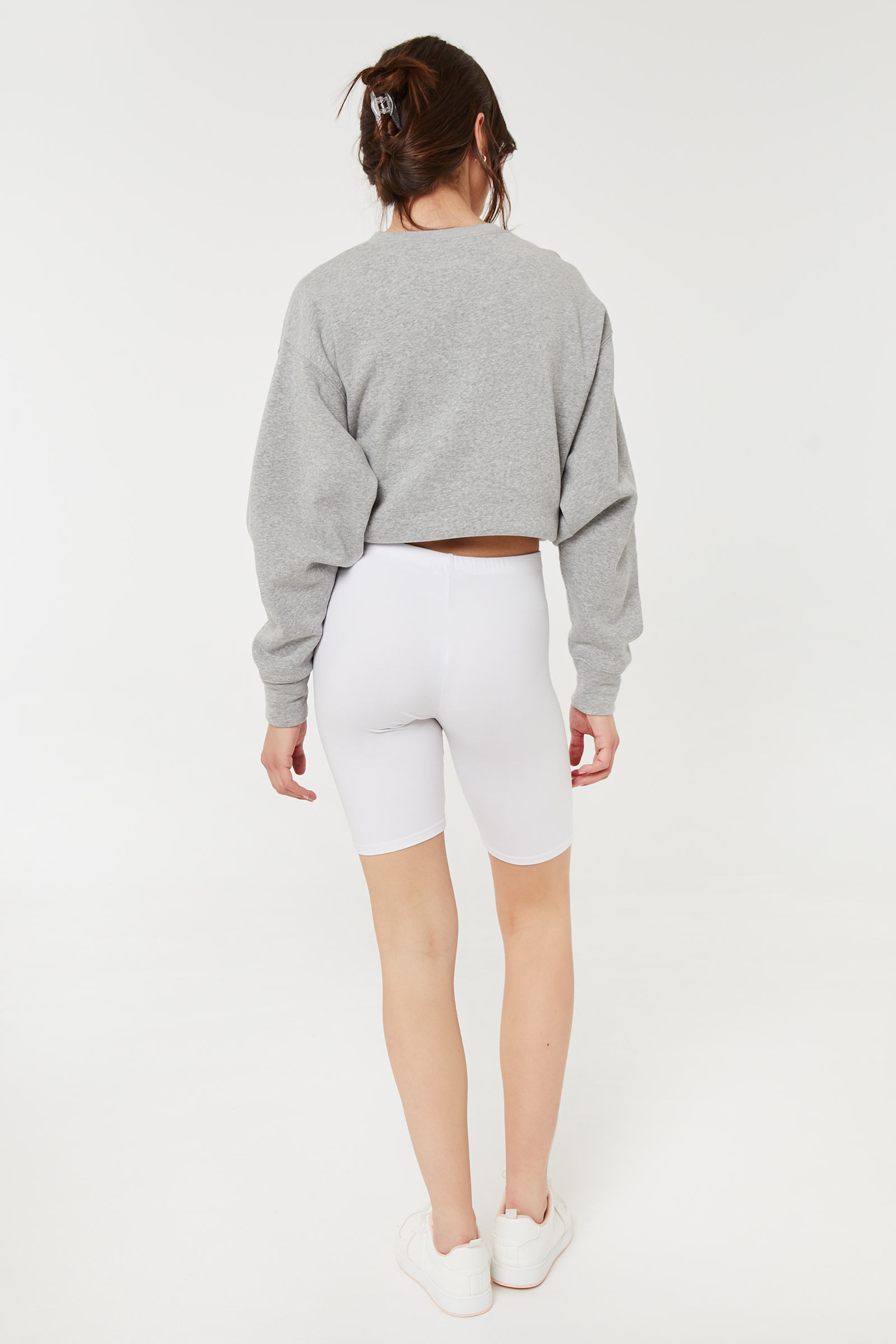 Basic Classic Biker Shorts
