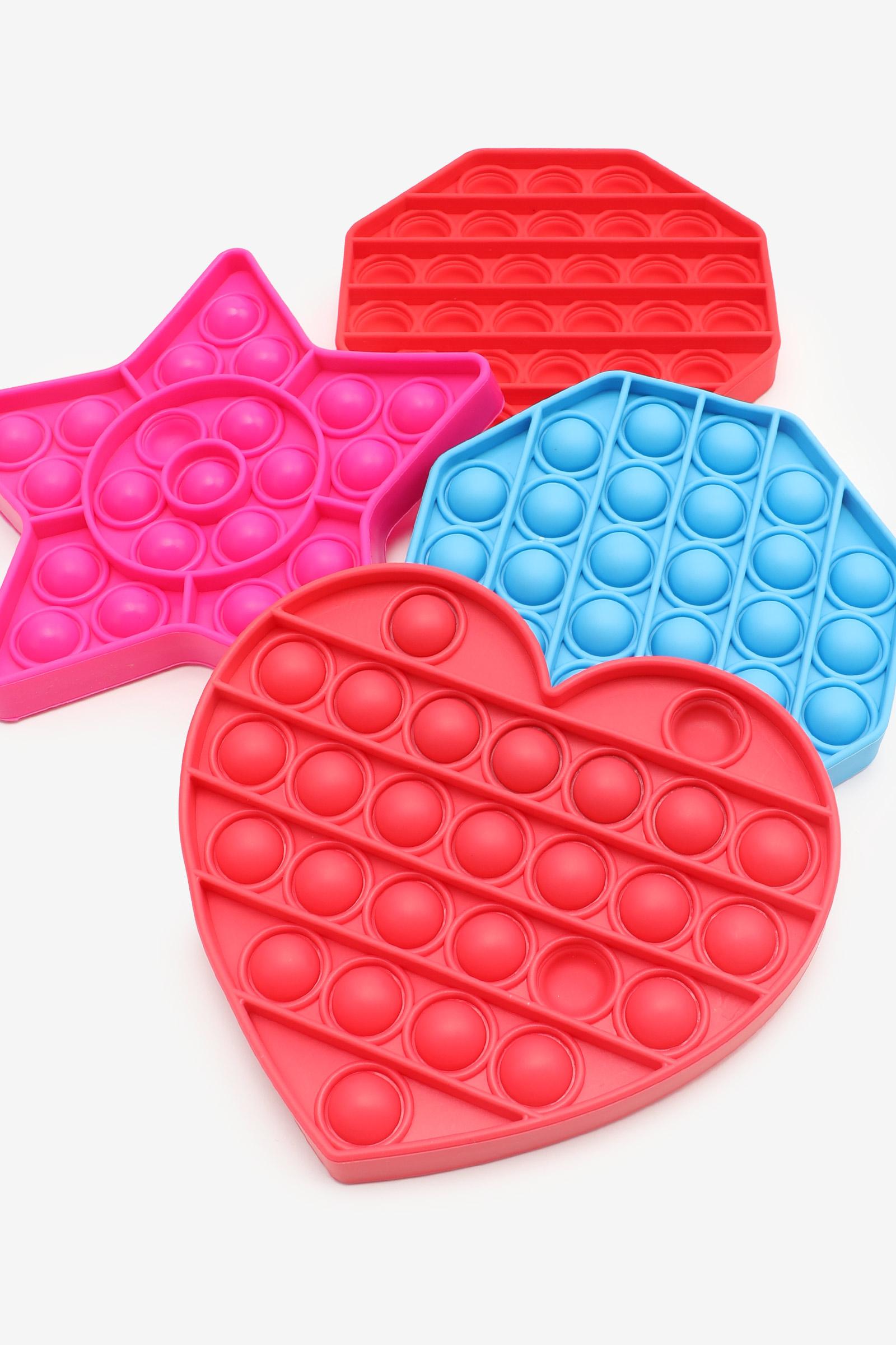 Heart-Shape Pop Fidget
