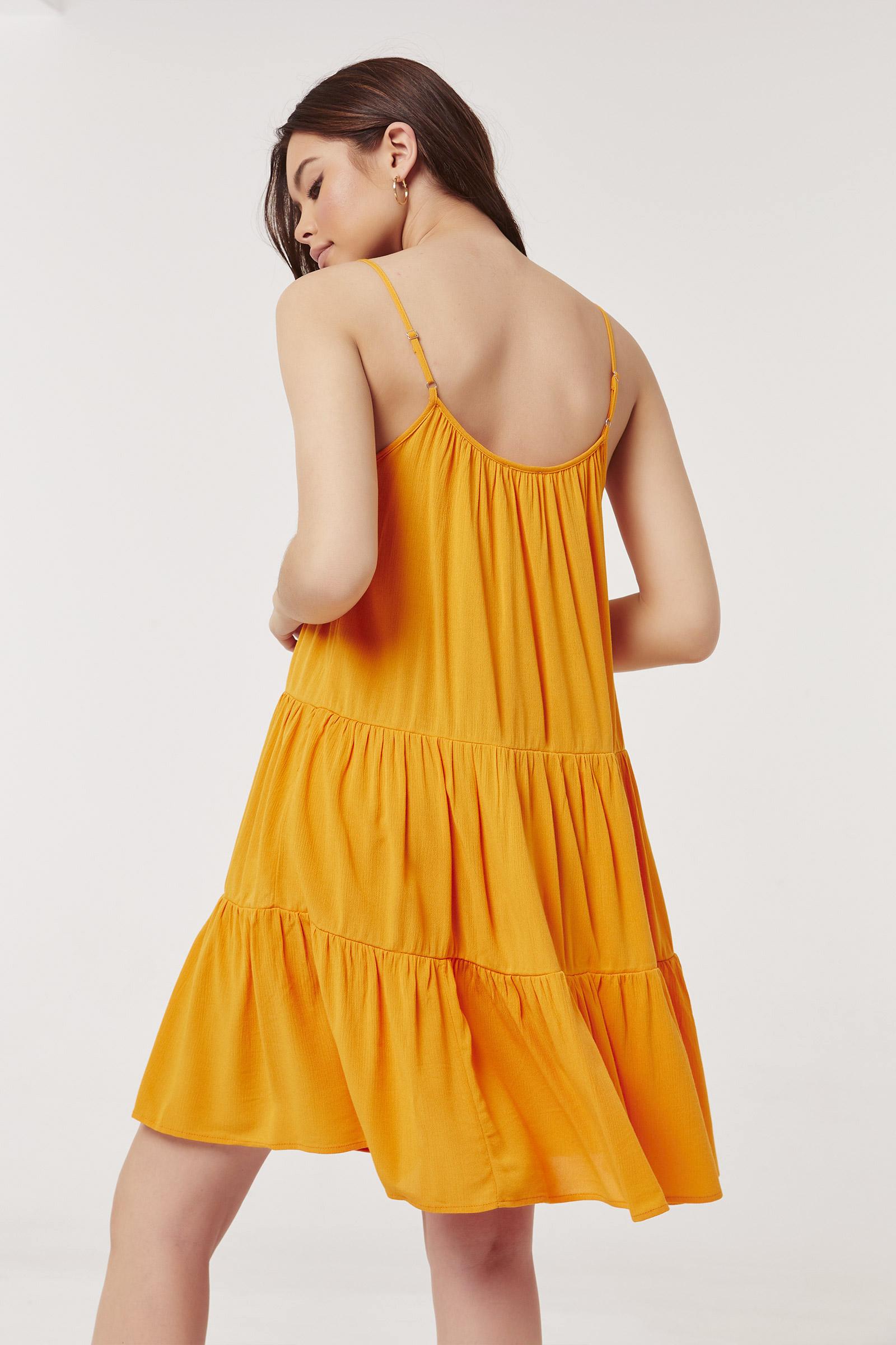 Tiered Cami Mini Dress