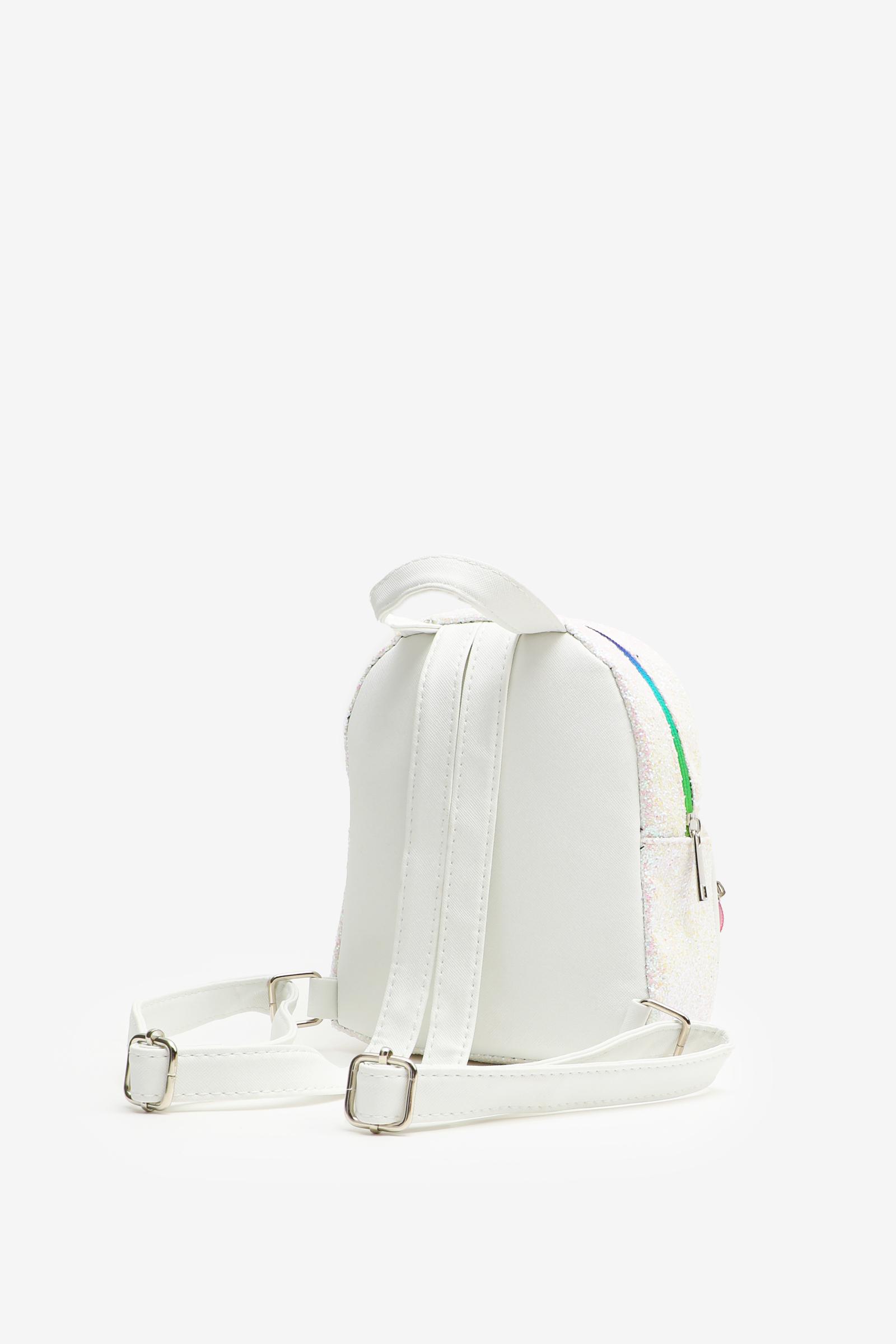 Glitter Unicorn Mini Backpack for Girls