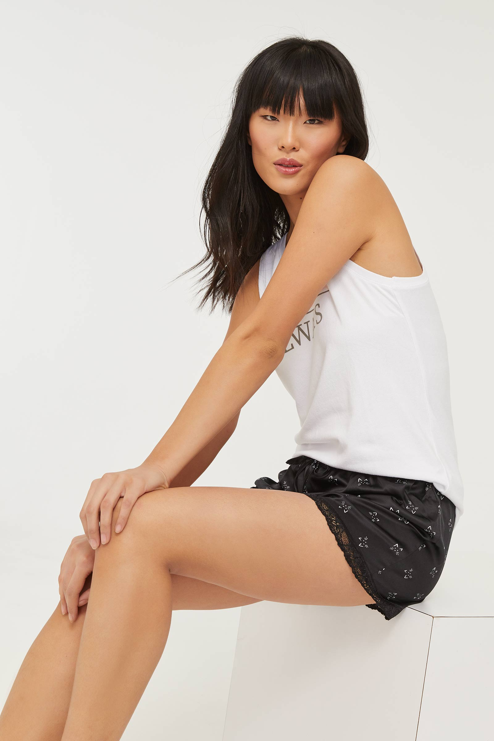 Nap Time Deluxe Knit Tank Top